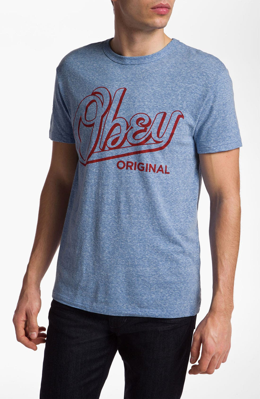 Alternate Image 1 Selected - Obey 'Encore' Graphic T-Shirt