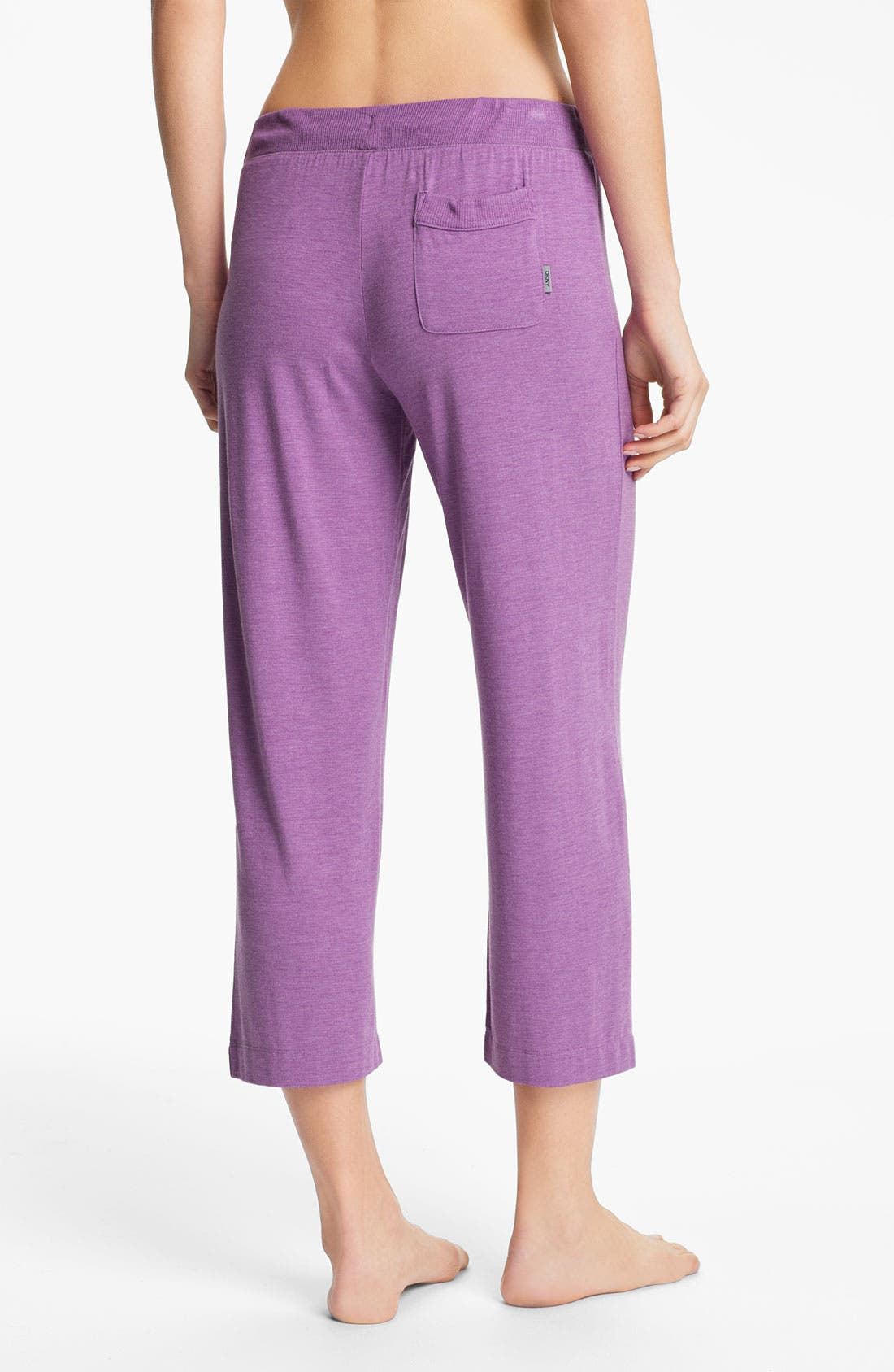 Alternate Image 2  - DKNY '7 Easy Pieces' Capri Pants