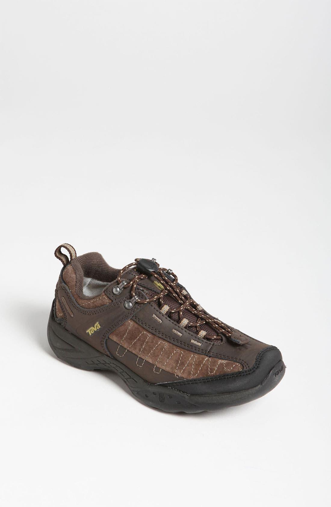 Alternate Image 1 Selected - Teva 'Raith' Waterproof Sneaker (Toddler & Little Kid)