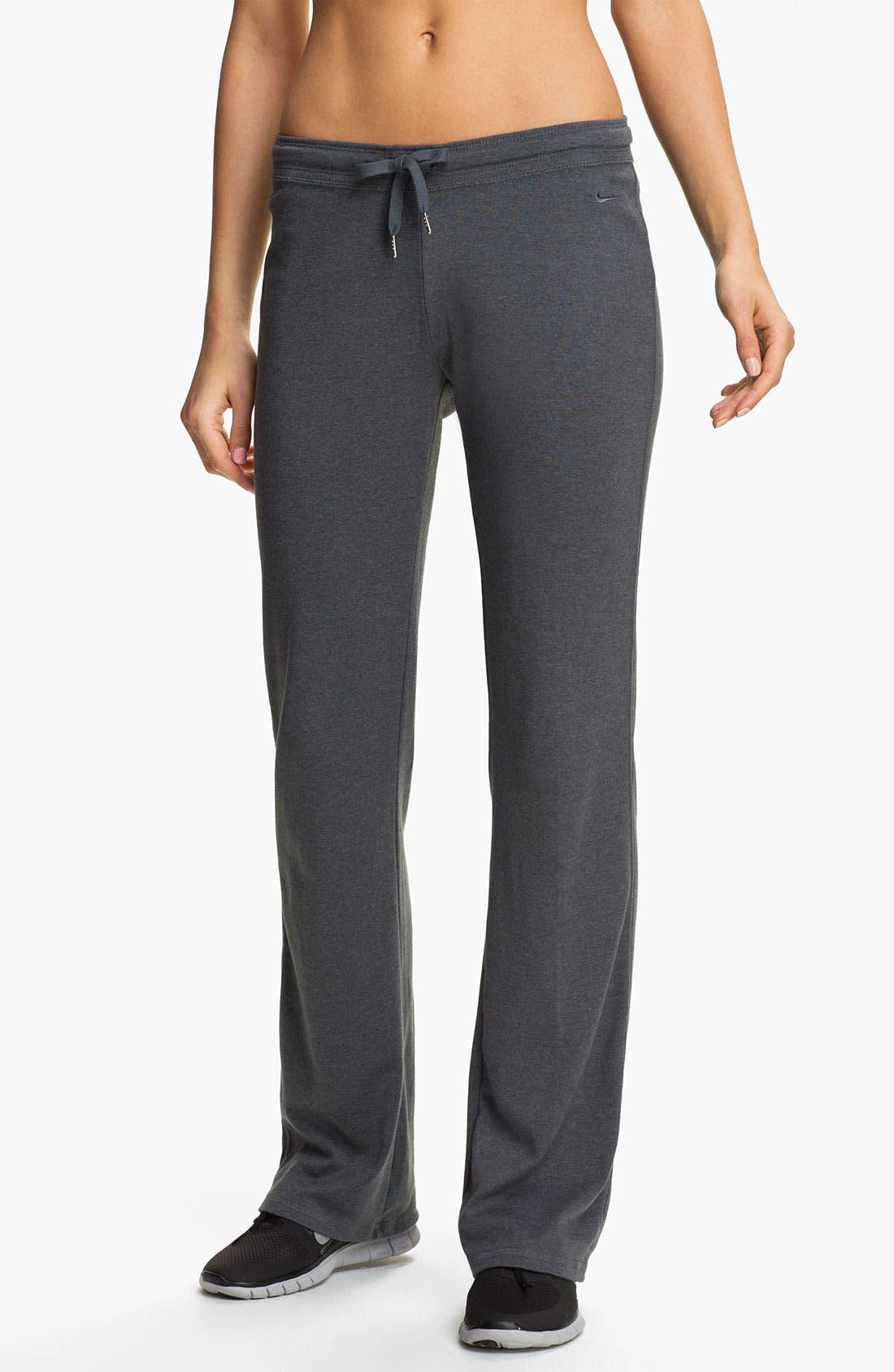 Main Image - Nike 'Downtime' Jersey Pants