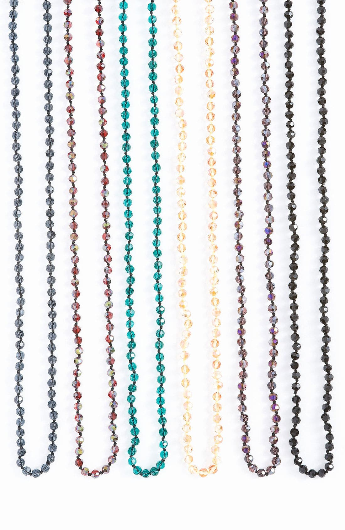 Main Image - Nordstrom Bead Extra Long Necklace