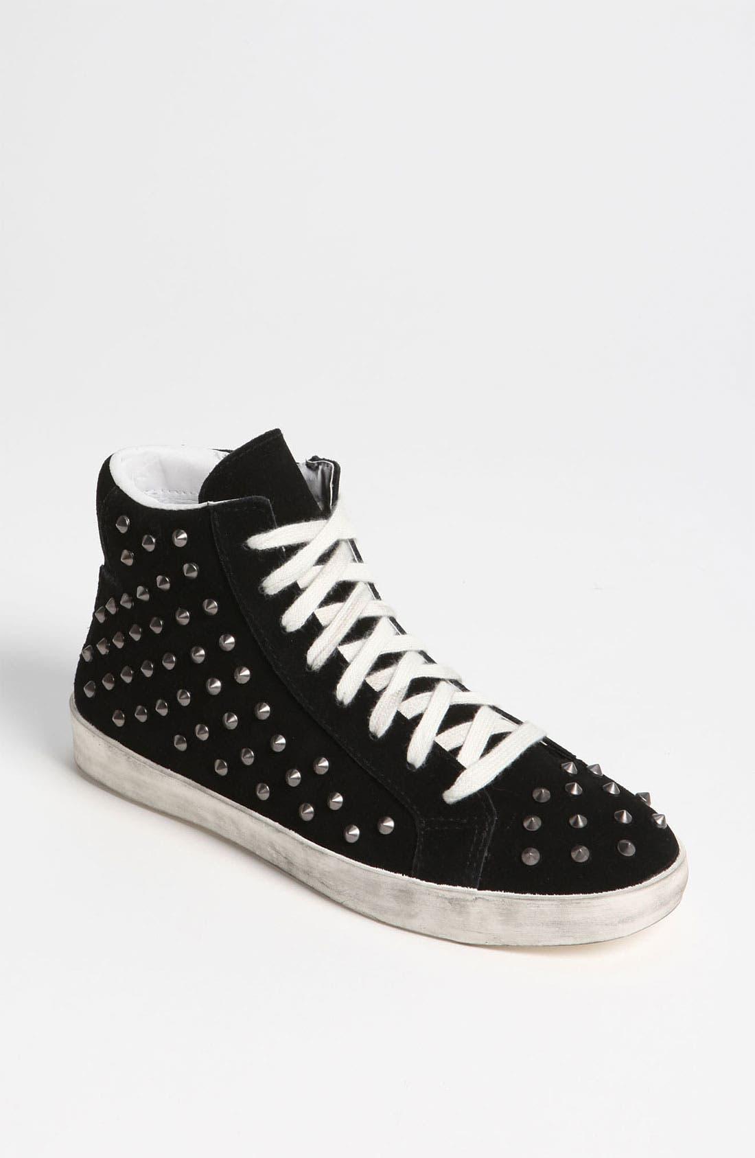 Alternate Image 1 Selected - Steve Madden 'Twynkle' Studded Sneaker