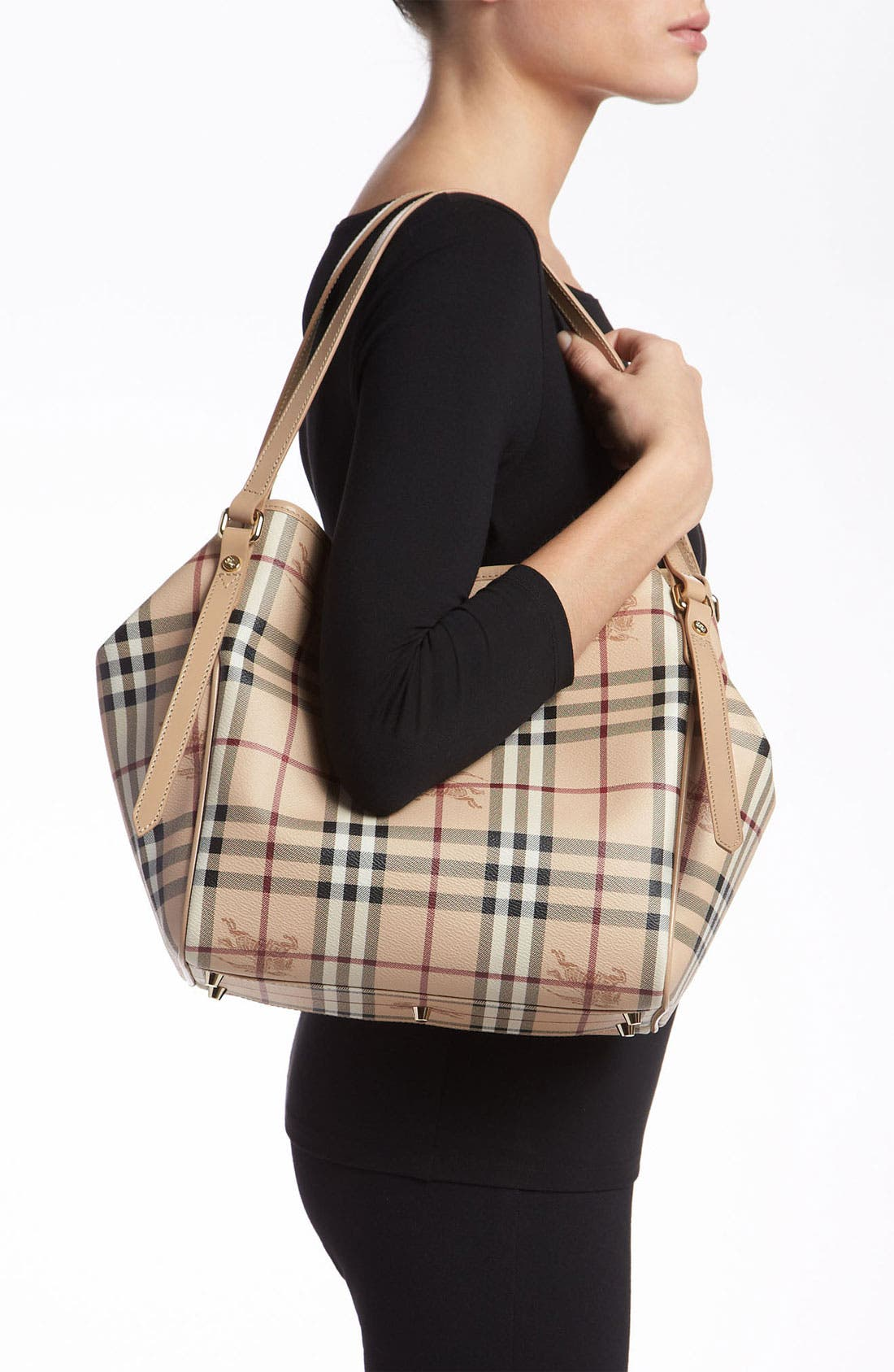 Alternate Image 2  - Burberry 'Haymarket Check' Tote