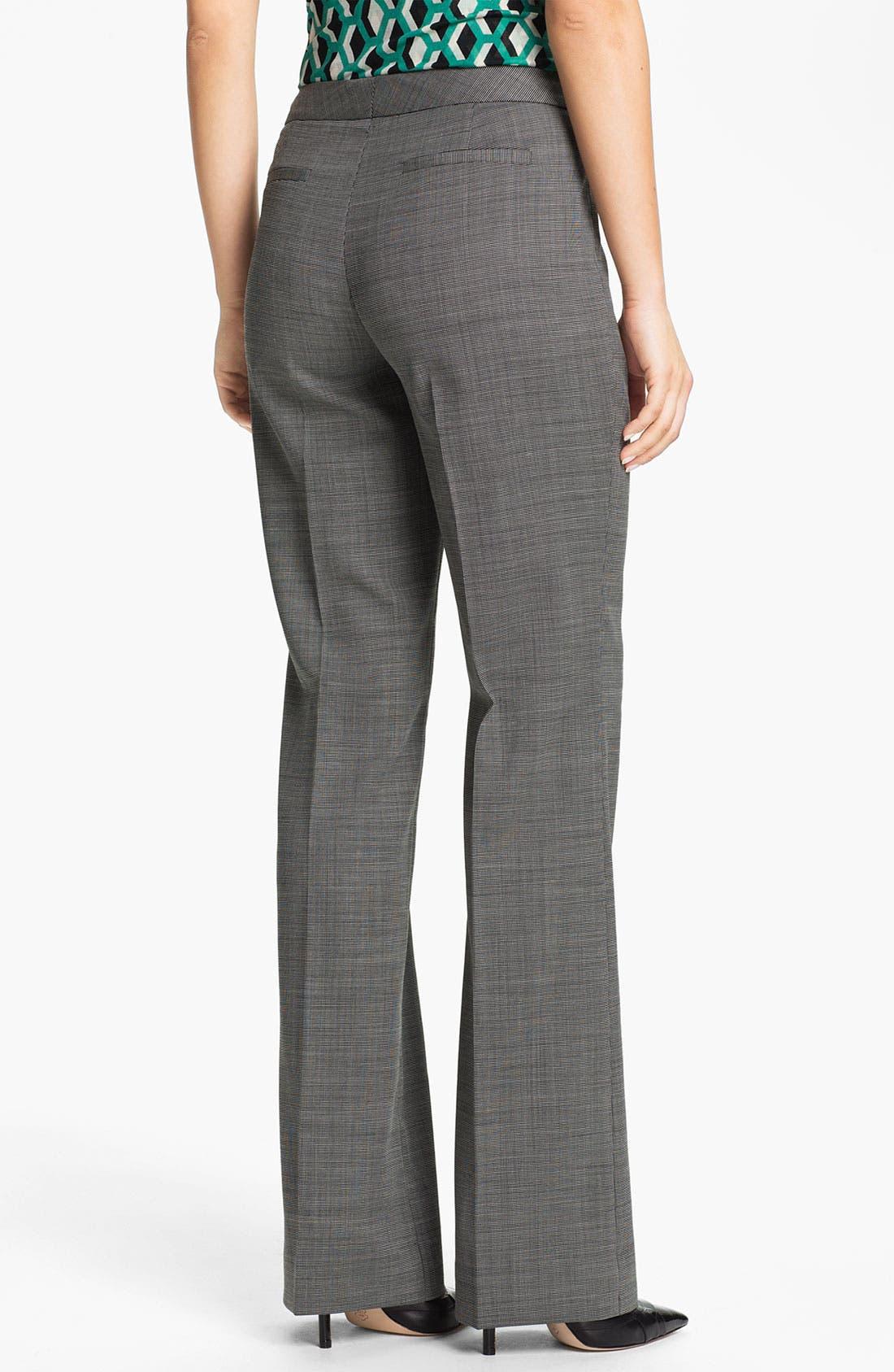 Alternate Image 4  - Classiques Entier® Tropical Wool Jacket & Pants
