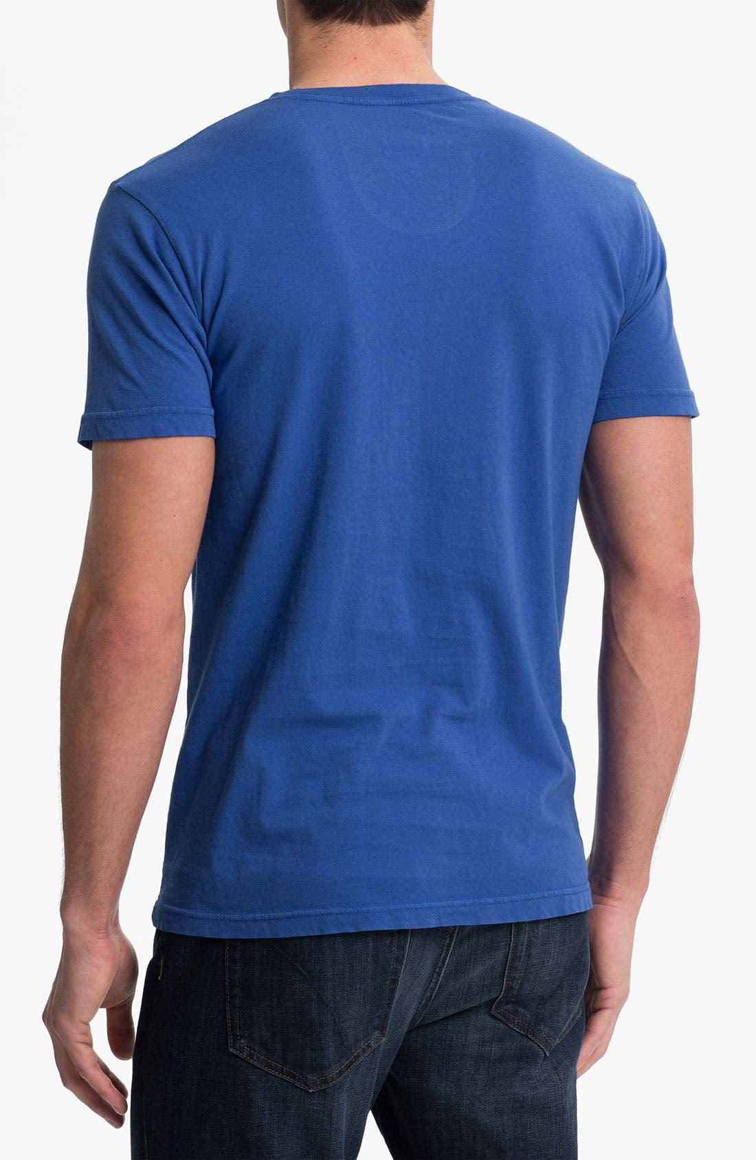 Alternate Image 2  - Denim & Leathers by Andrew Marc 'Bonneville Salt Flats' Graphic T-Shirt