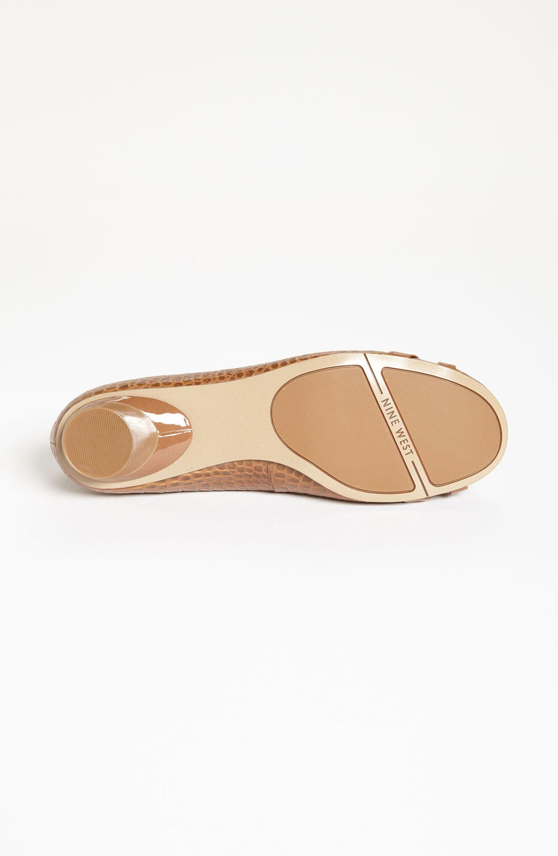 Alternate Image 4  - Nine West 'Rueben' Flat