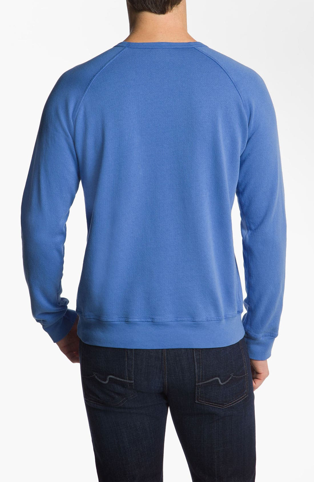 Alternate Image 2  - Junk Food 'Denver Nuggets' Sweatshirt