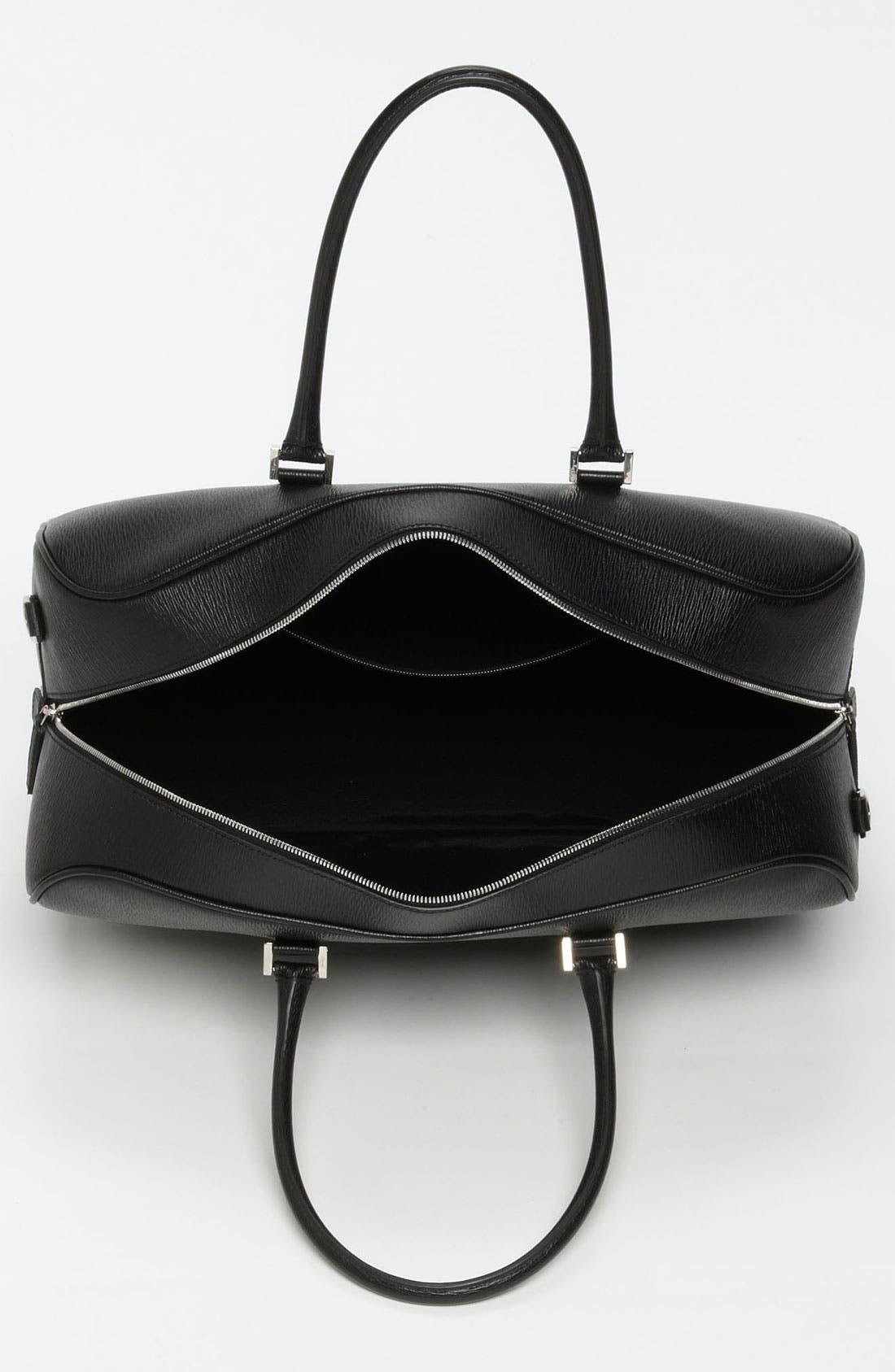 Alternate Image 3  - Salvatore Ferragamo 'Revival' Duffel Bag