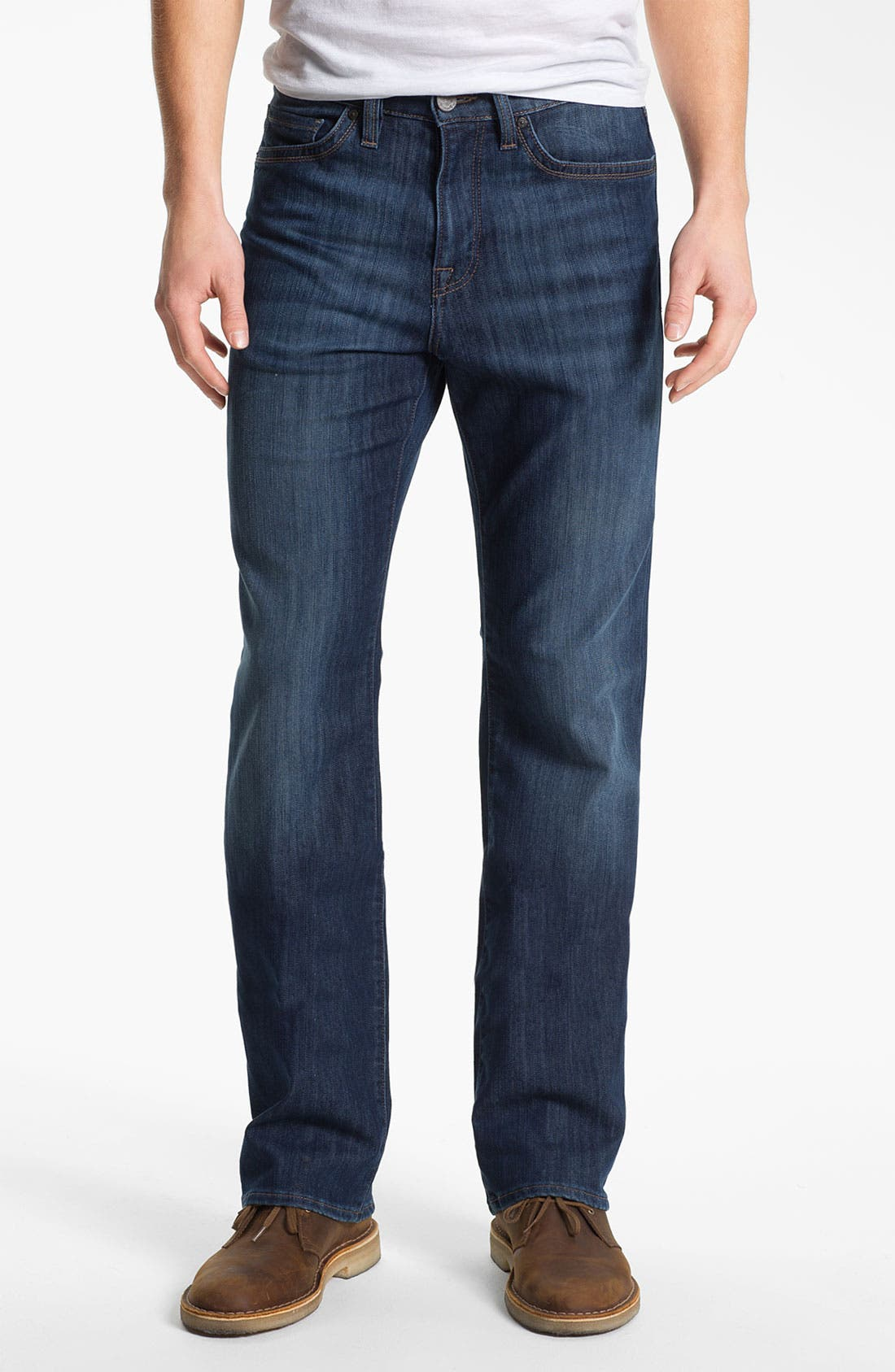 Alternate Image 1 Selected - 34 Heritage 'Charisma' Straight Leg Jeans (Mid Mercerized)