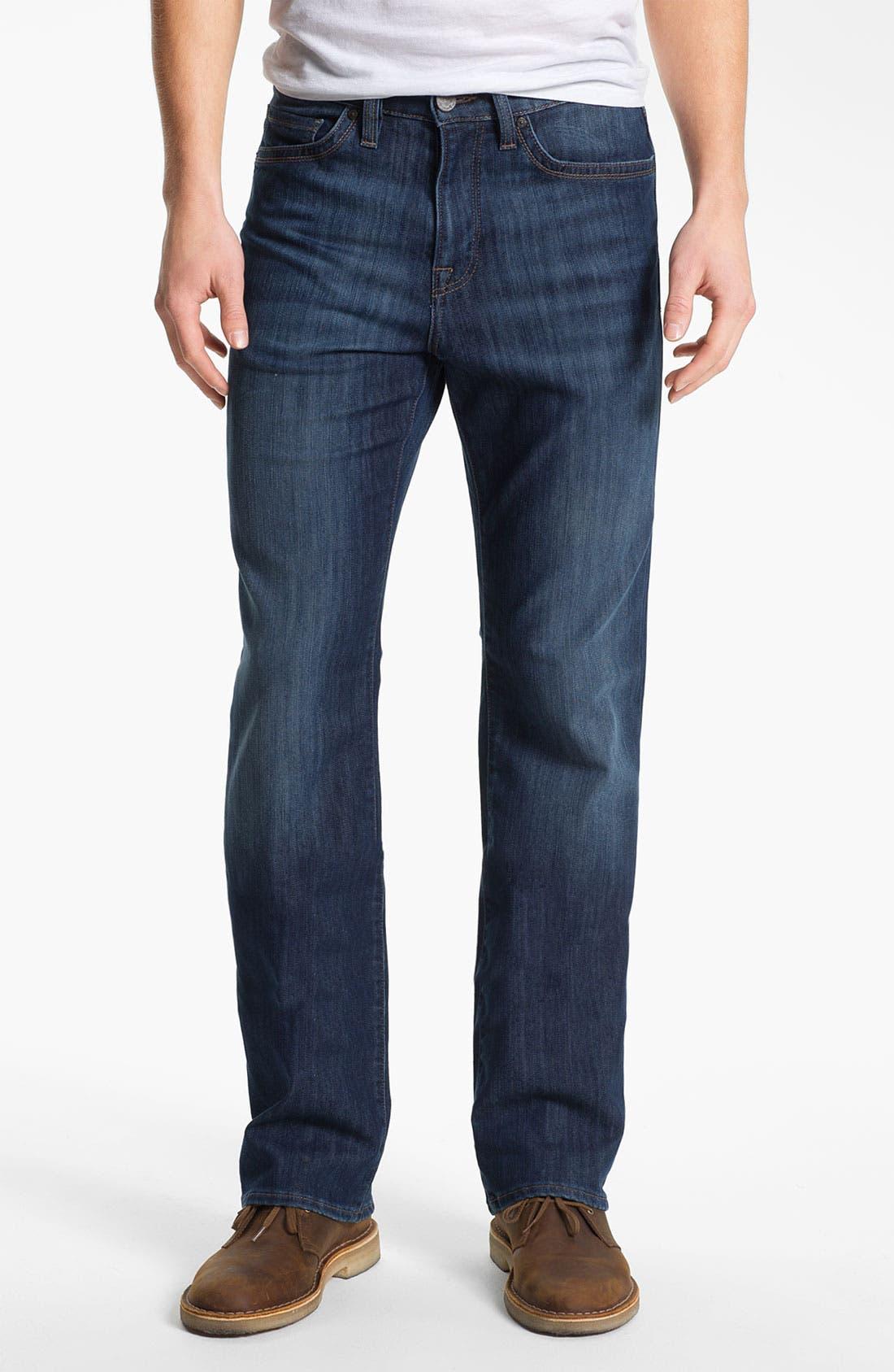Main Image - 34 Heritage 'Charisma' Straight Leg Jeans (Mid Mercerized)