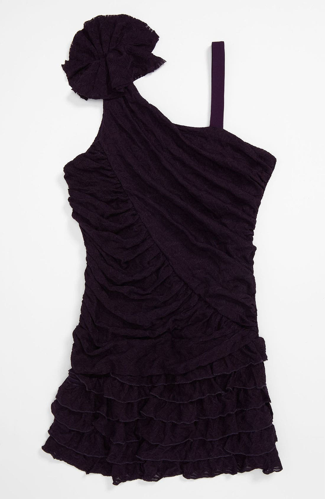 Alternate Image 1 Selected - Elisa B 'Novelty' Knit Dress (Big Girls)