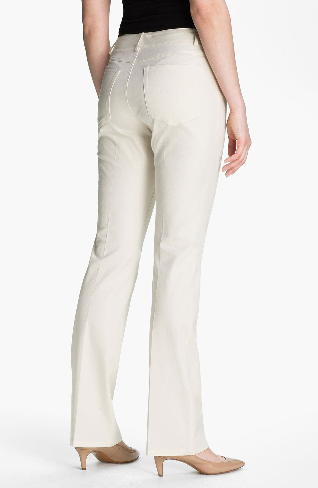 Alternate Image 2  - AWoman 'Montana' Five-Pocket Pants