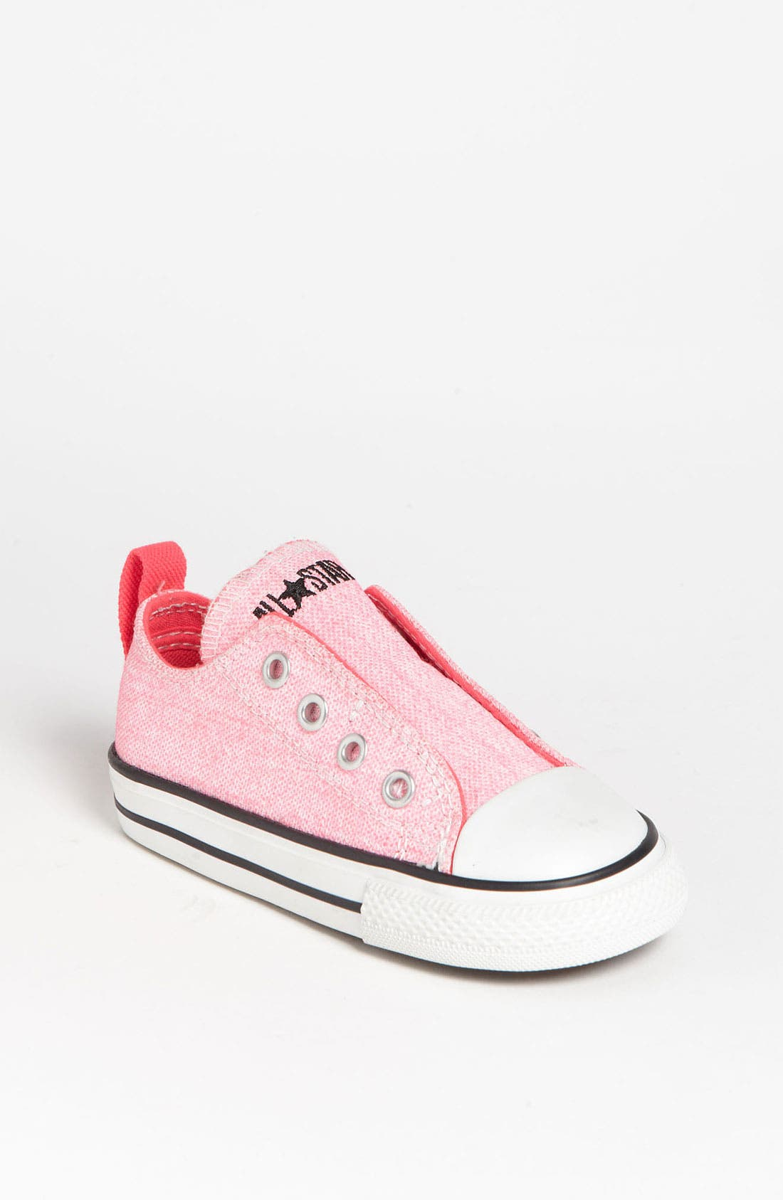 Alternate Image 1 Selected - Converse Chuck Taylor® All Star® Slip-On (Baby, Walker & Toddler)