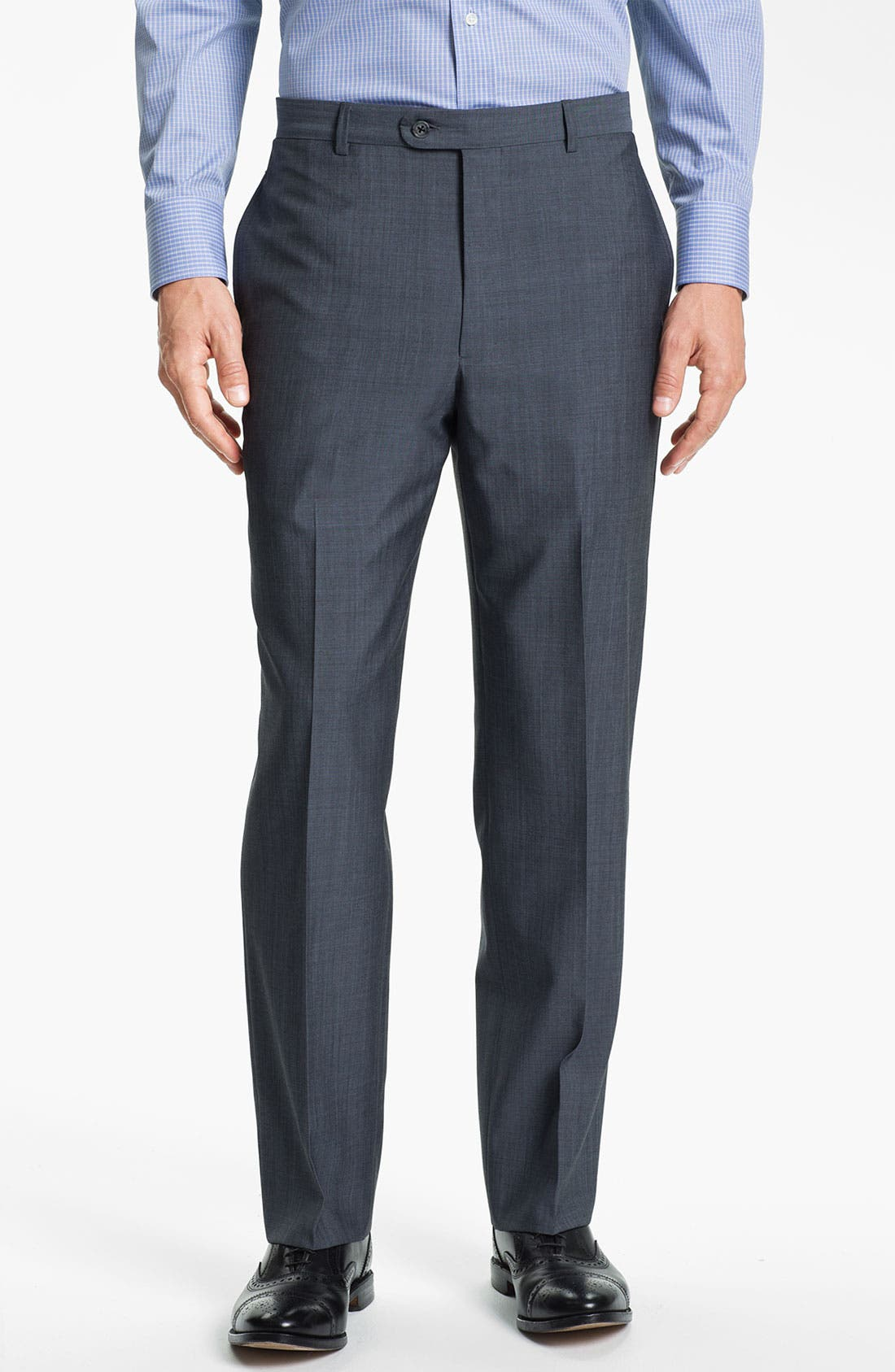 Alternate Image 4  - Joseph Abboud Wool Suit