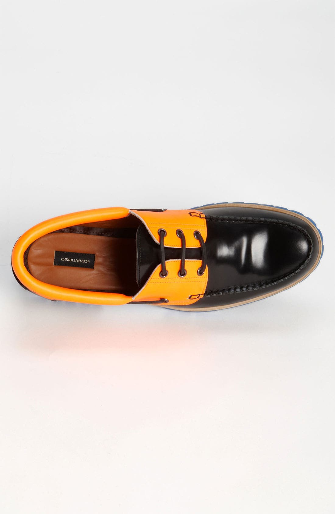 Alternate Image 3  - Dsquared2 Multicolor Boat Shoe
