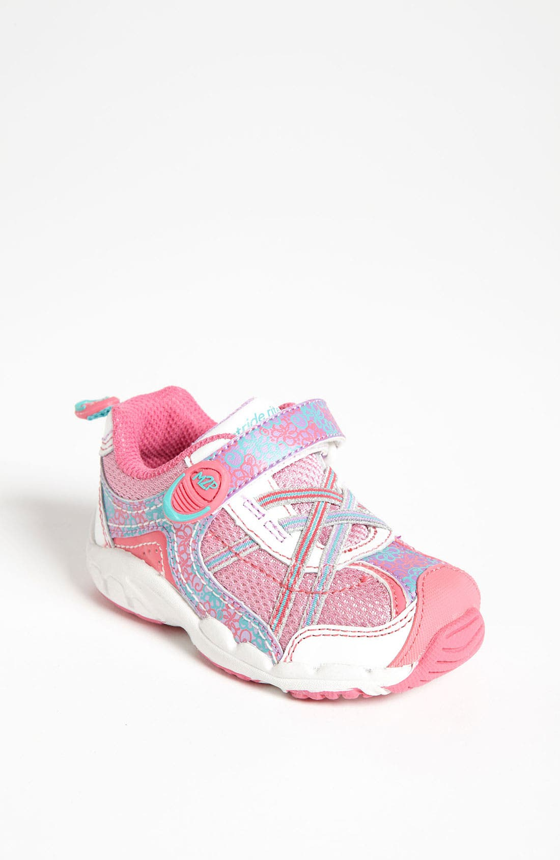 Alternate Image 1 Selected - Stride Rite 'Kathryn' Sneaker (Toddler)