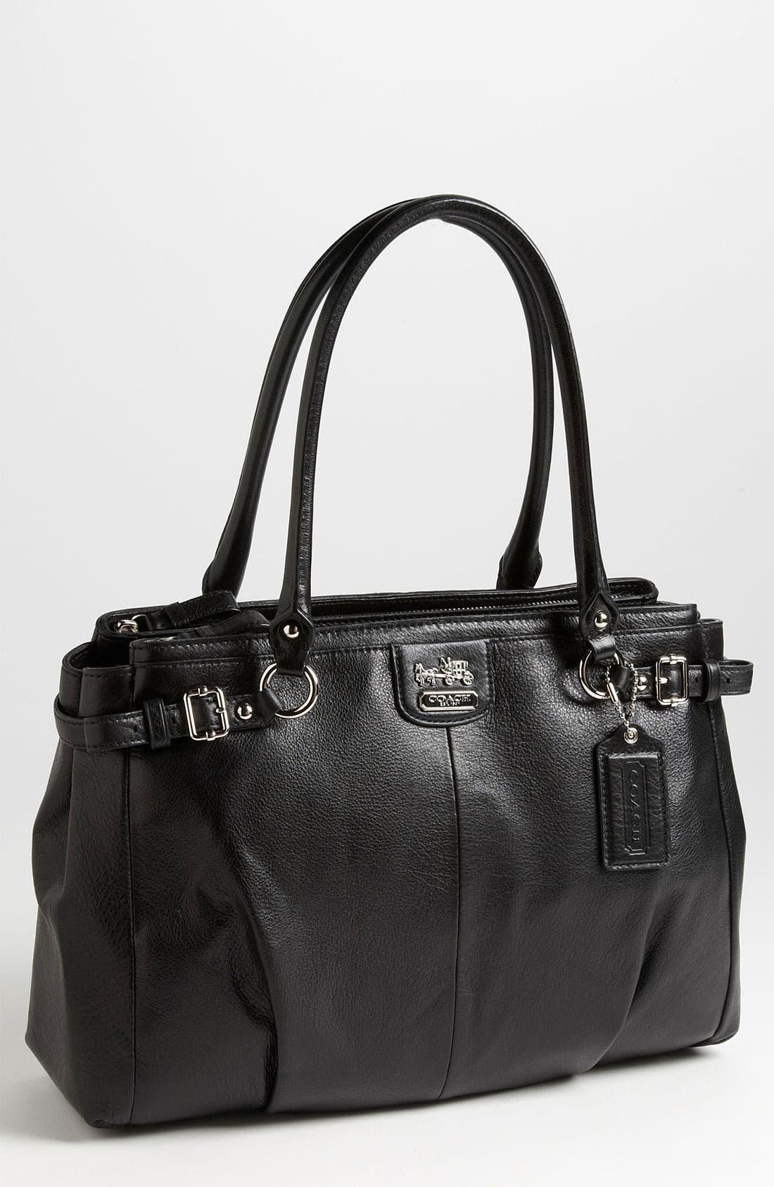 Alternate Image 1 Selected - COACH 'Madison - Kara' Leather Carryall