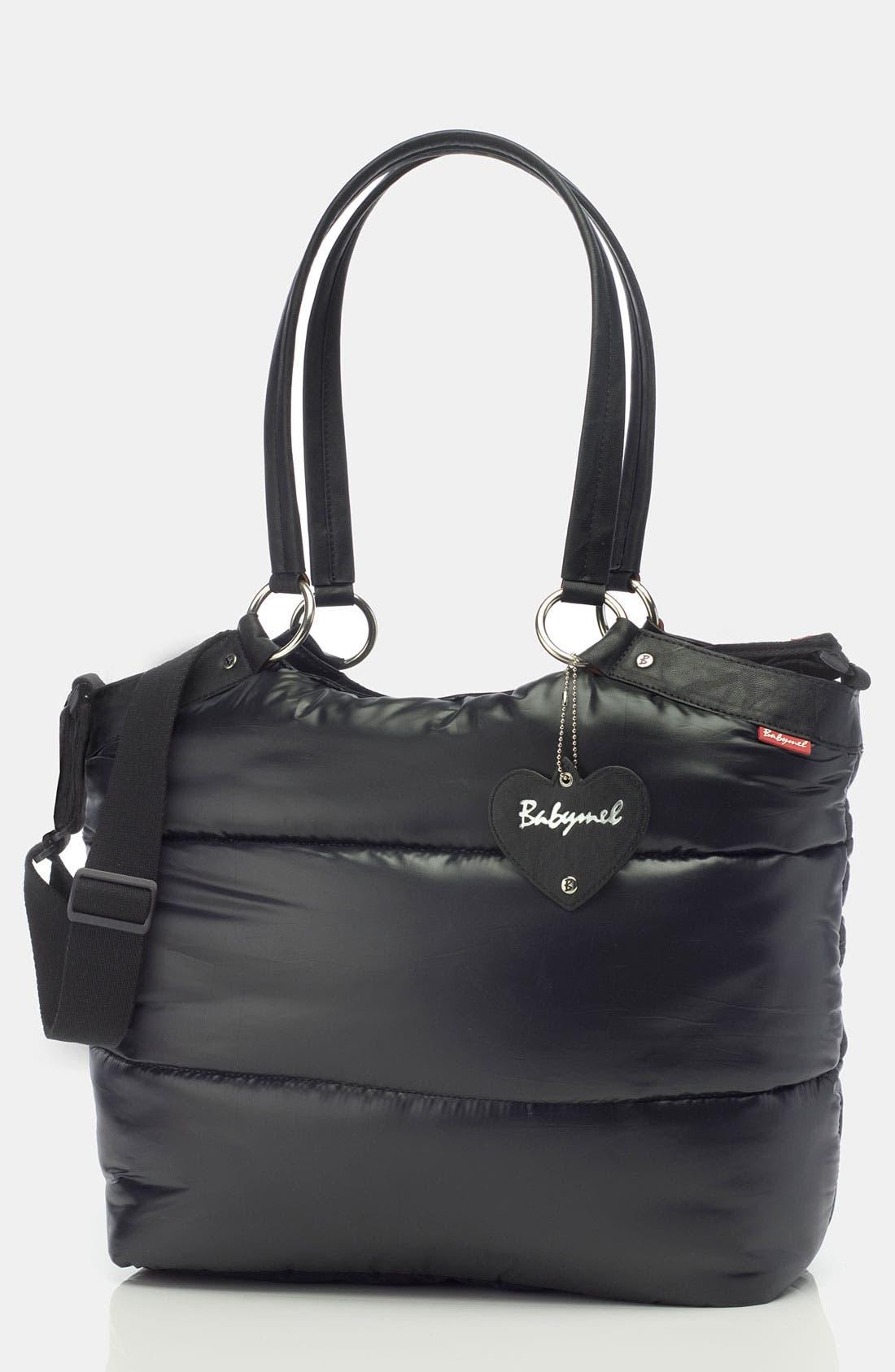 Alternate Image 1 Selected - Babymel 'Camden' Carryall Diaper Bag