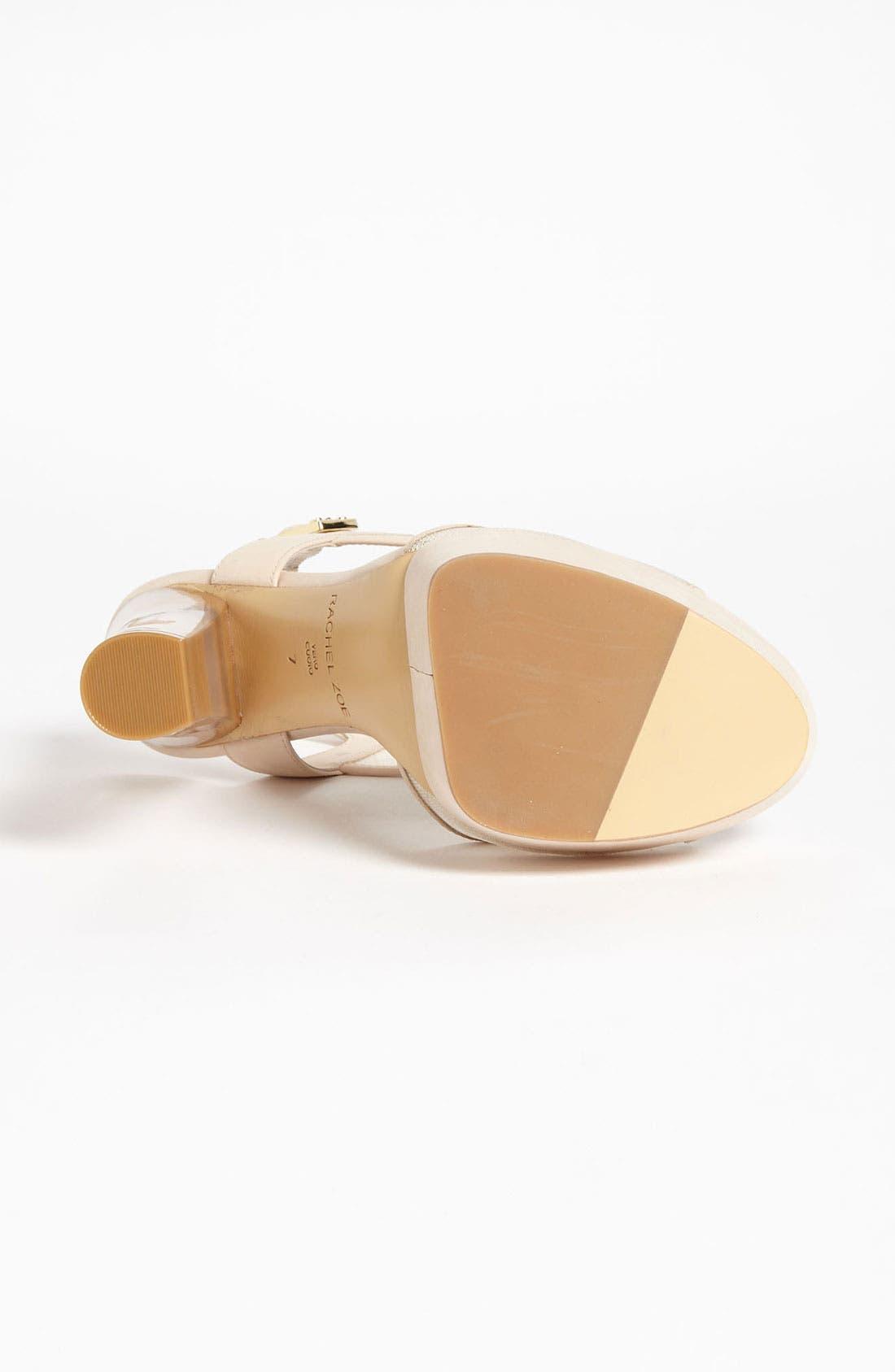Alternate Image 4  - Rachel Zoe 'Lexi' Sandal