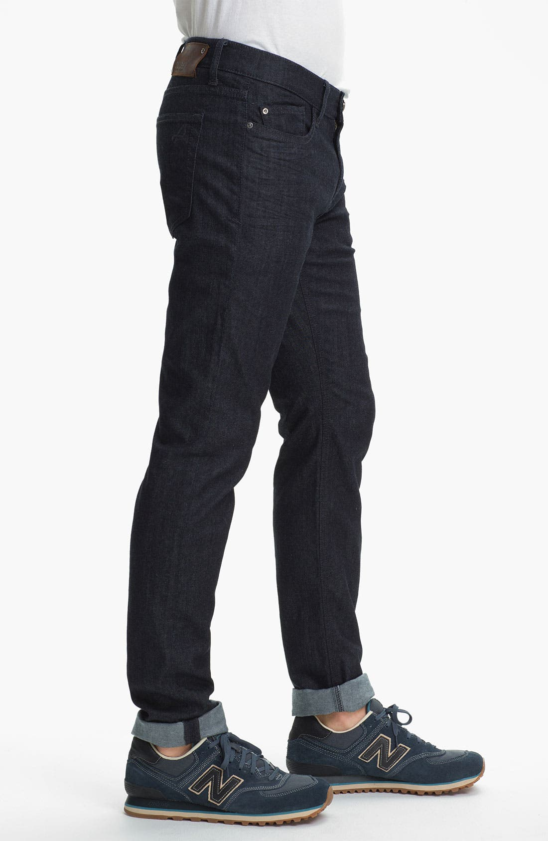 Alternate Image 3  - DL1961 'Nick' Slim Straight Leg Jeans (Sullivan) (Online Only)