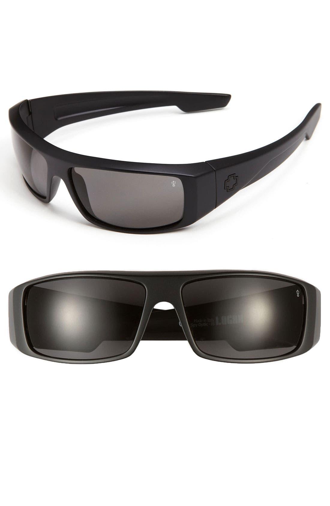 Main Image - SPY Optic 'Logan' 60mm Polarized Sunglasses