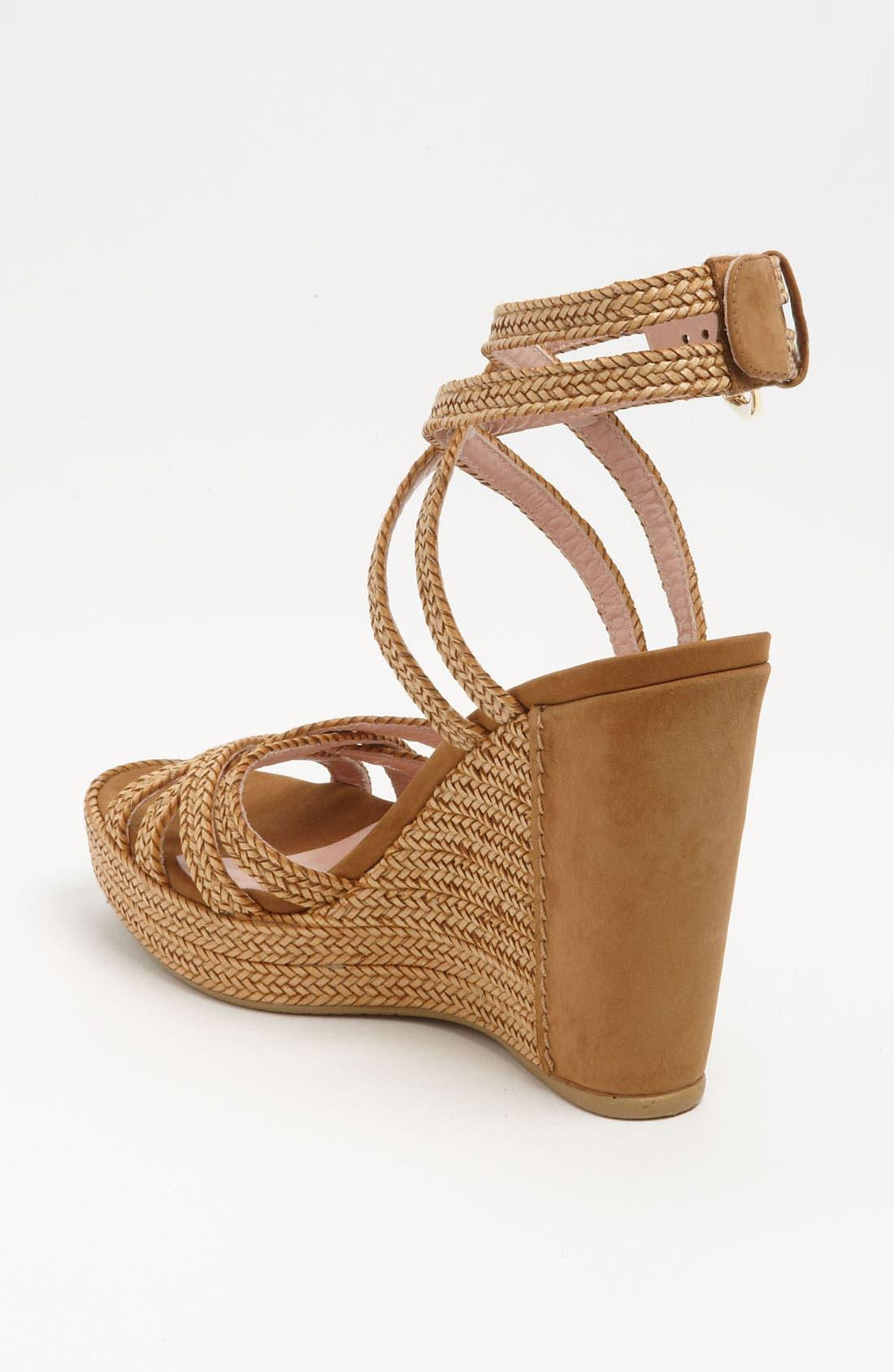 Alternate Image 2  - Stuart Weitzman 'Reins' Sandal