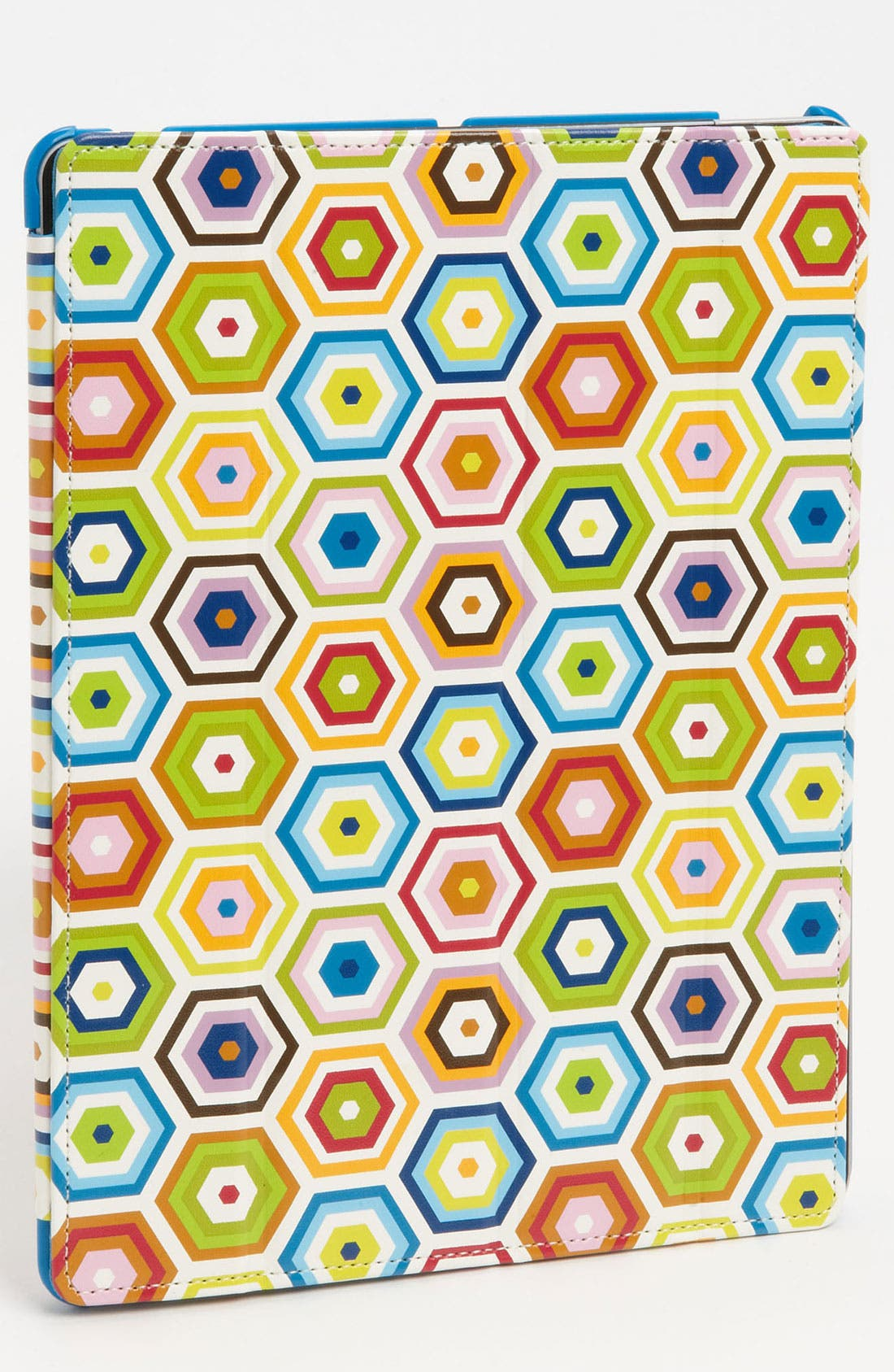 Alternate Image 1 Selected - Jonathan Adler 'Honeycomb' iPad 2 Case