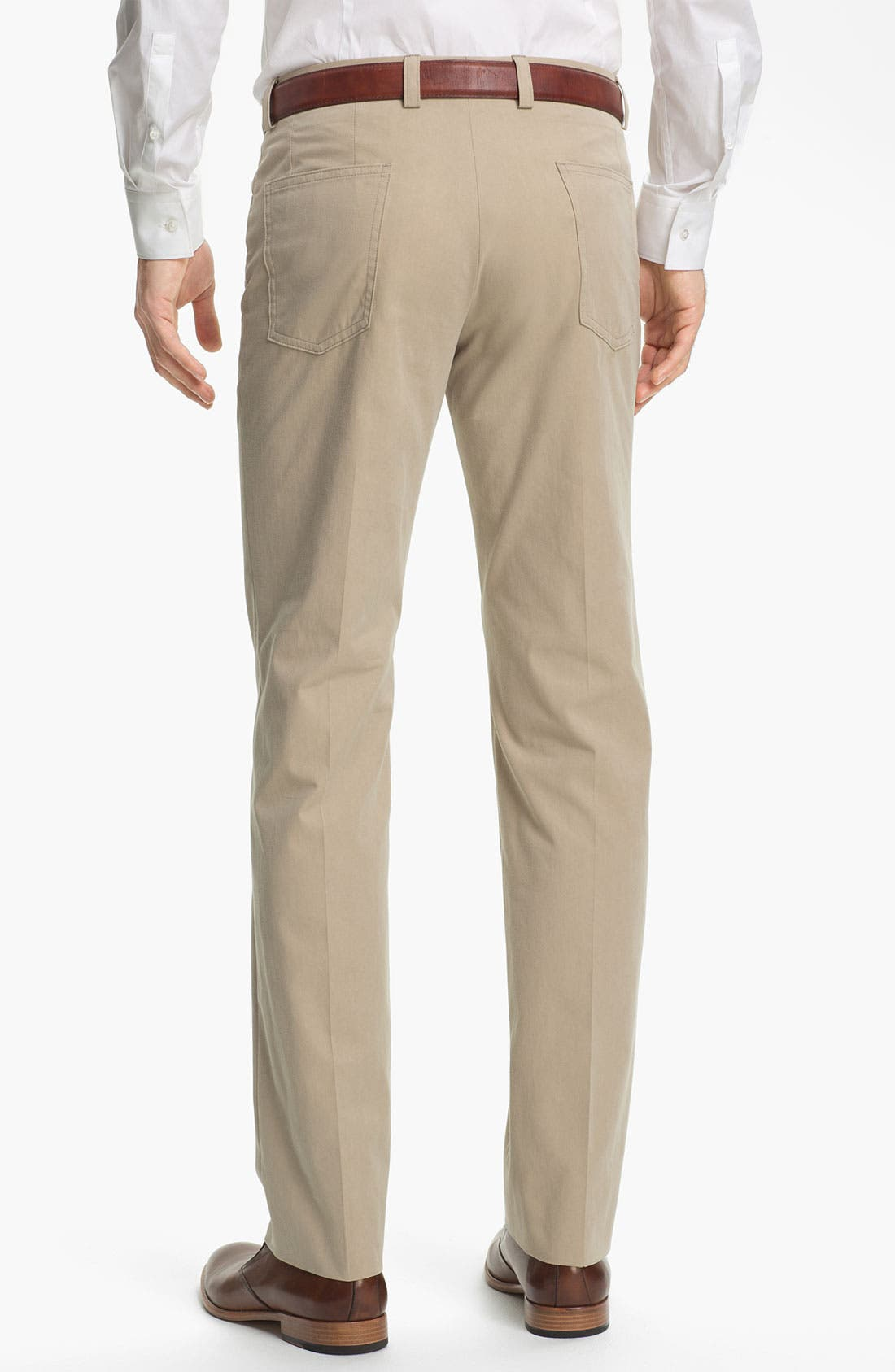 Alternate Image 2  - John Varvatos Star USA Five Pocket Trousers