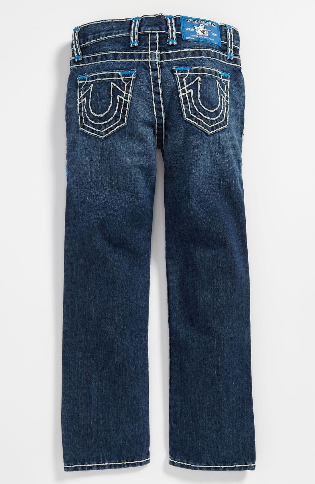 Main Image - True Religion Brand Jeans 'Logan Super T' Jeans (Little Boys)