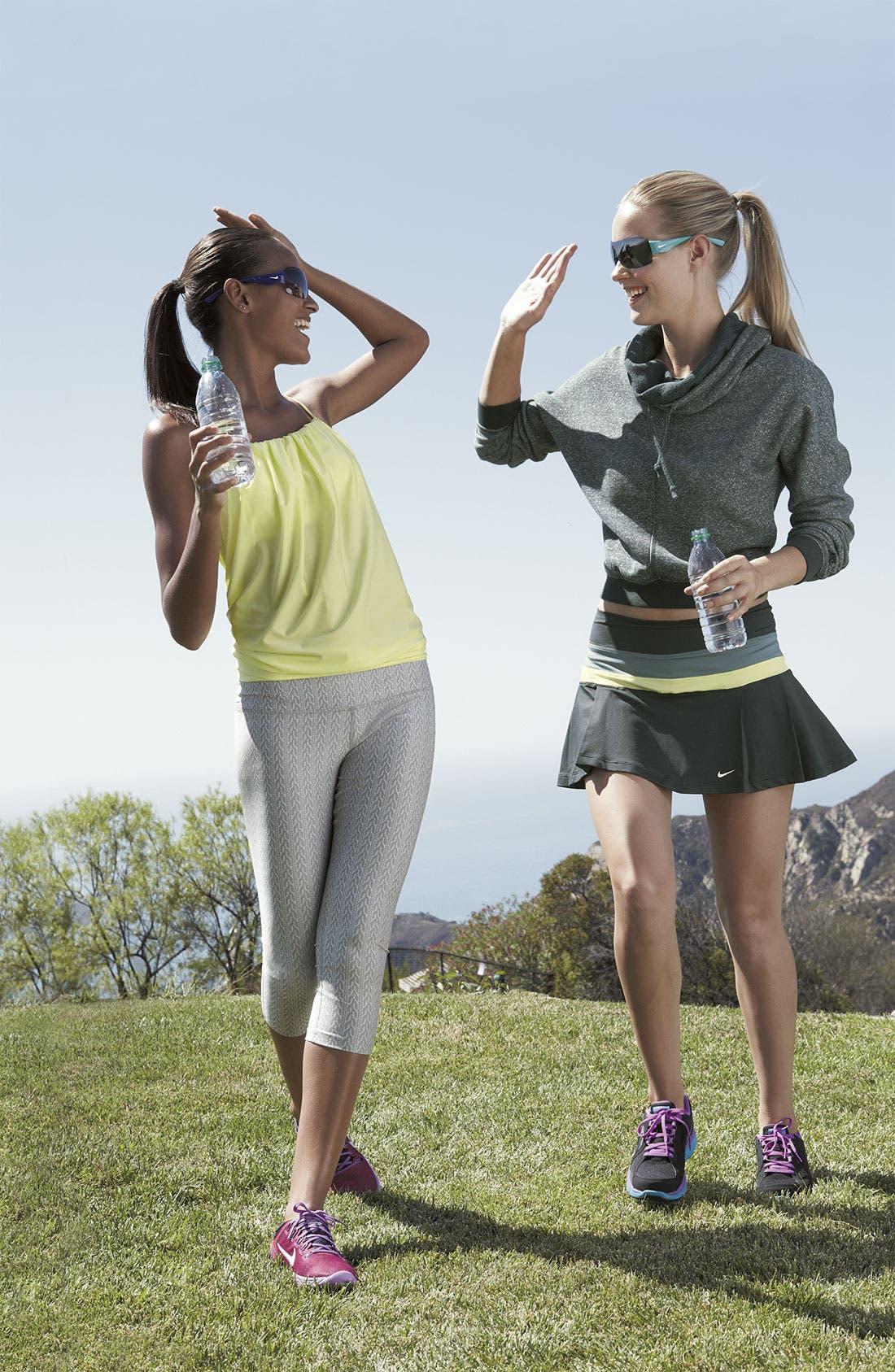 Alternate Image 4  - Nike 'Share Athlete' Tennis Skirt