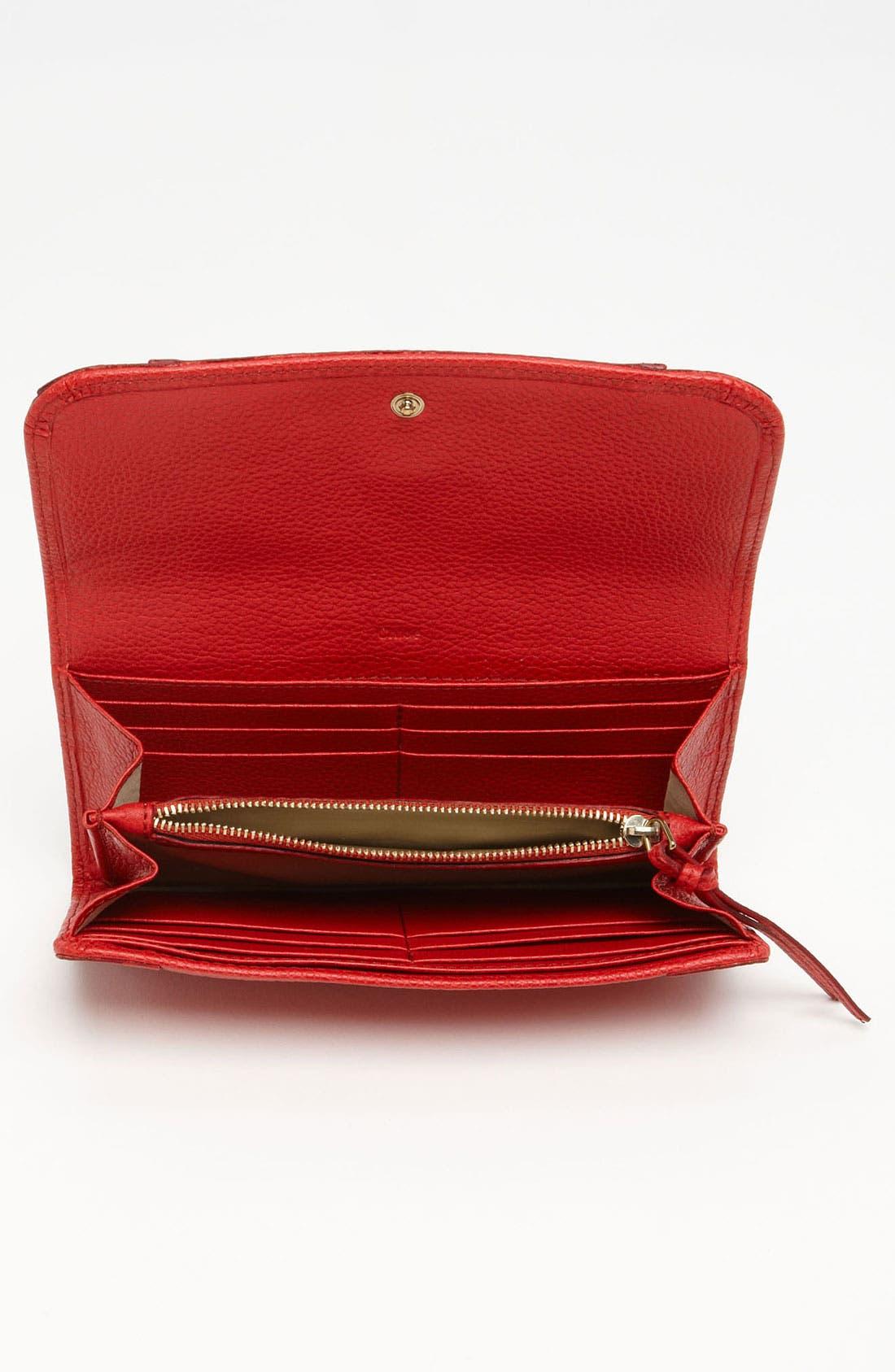 Alternate Image 3  - Chloé 'Paraty' Leather Wallet