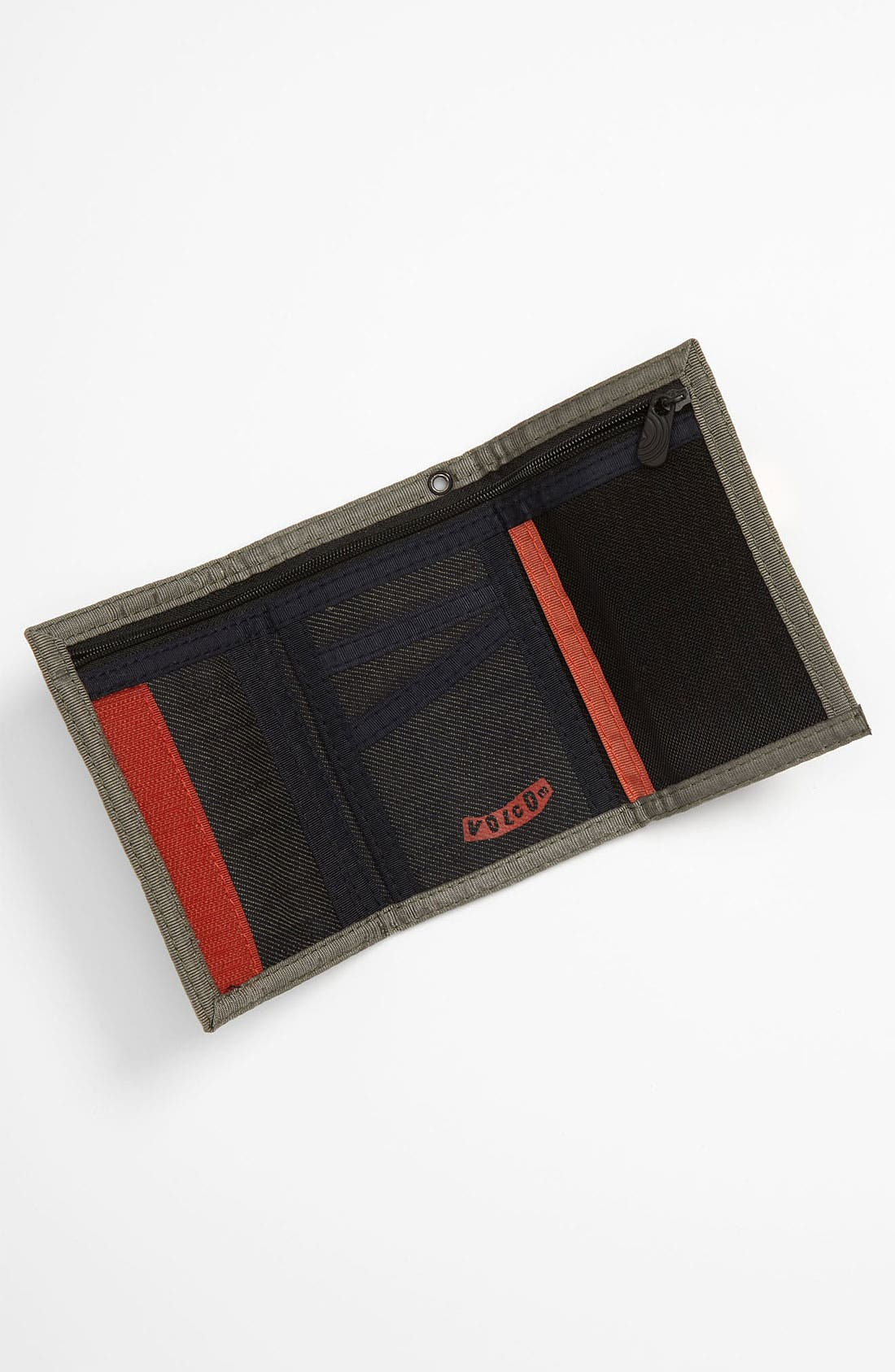 Alternate Image 4  - Volcom 'Full Stone 3F' Wallet (Boys)