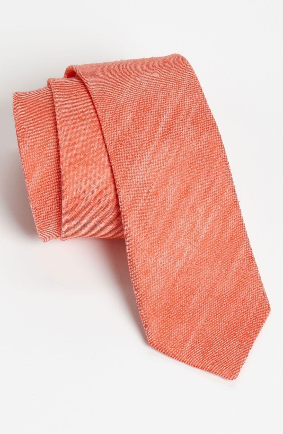 Alternate Image 1 Selected - HUGO Woven Tie