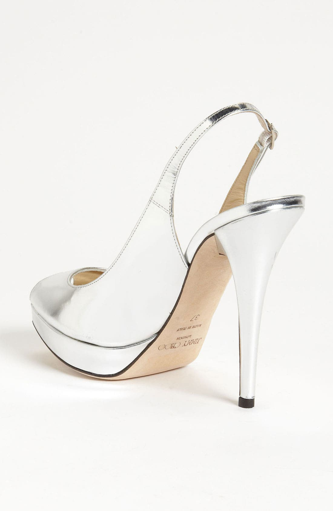 Alternate Image 2  - Jimmy Choo 'Clue' Slingback Peep Toe Pump
