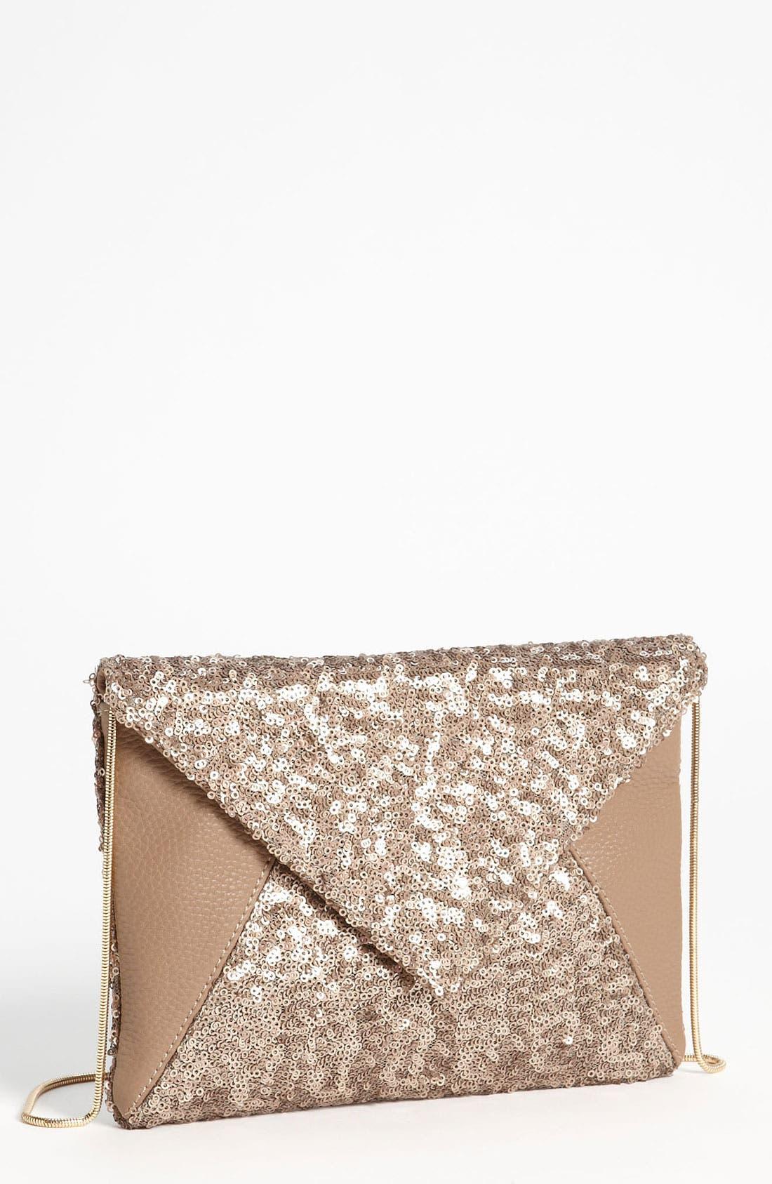 Main Image - Deux Lux 'Anais' Envelope Clutch