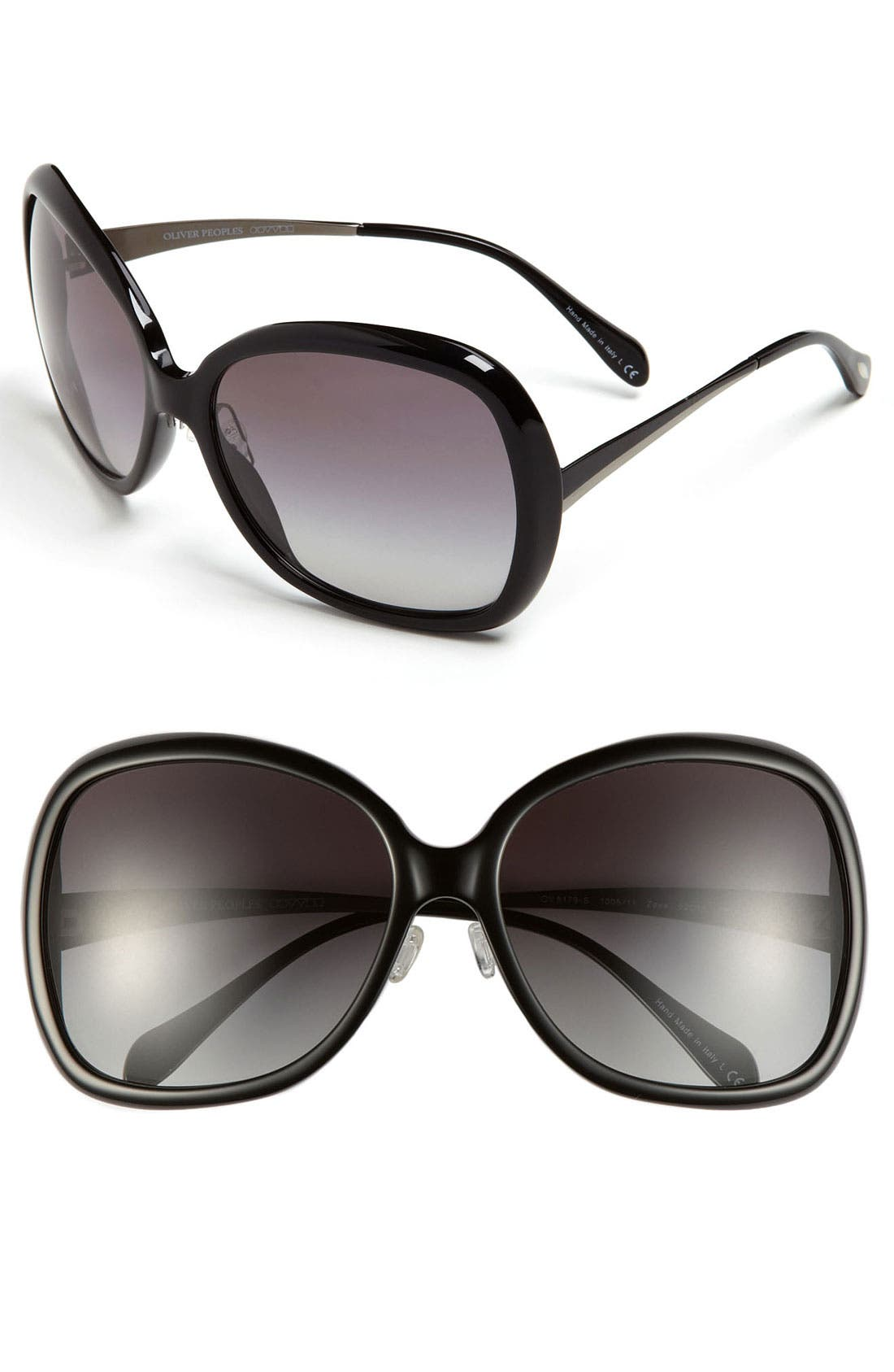 Alternate Image 1 Selected - Oliver Peoples 62mm Special Fit Sunglasses