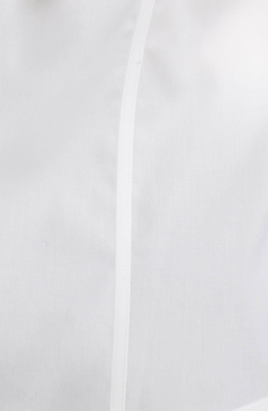 Alternate Image 3  - Foxcroft Three Quarter Sleeve Shirt