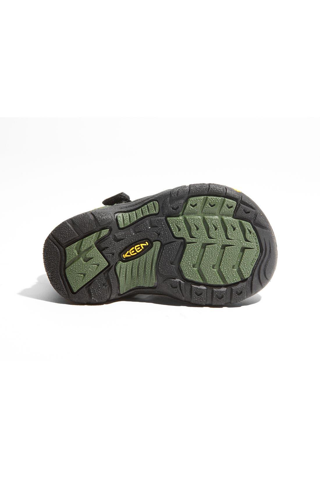 Alternate Image 4  - Keen 'Newport H2' Sandal (Baby & Walker)