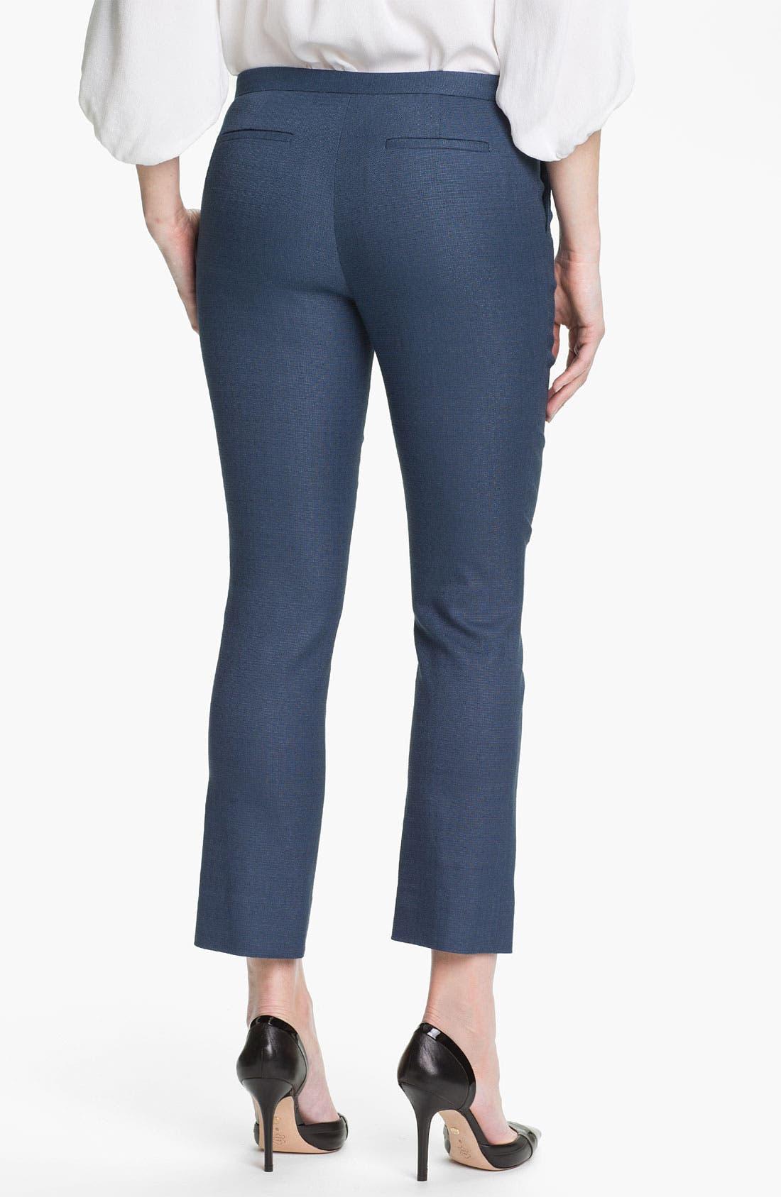 Alternate Image 2  - Diane von Furstenberg 'Aislin' Crop Pants
