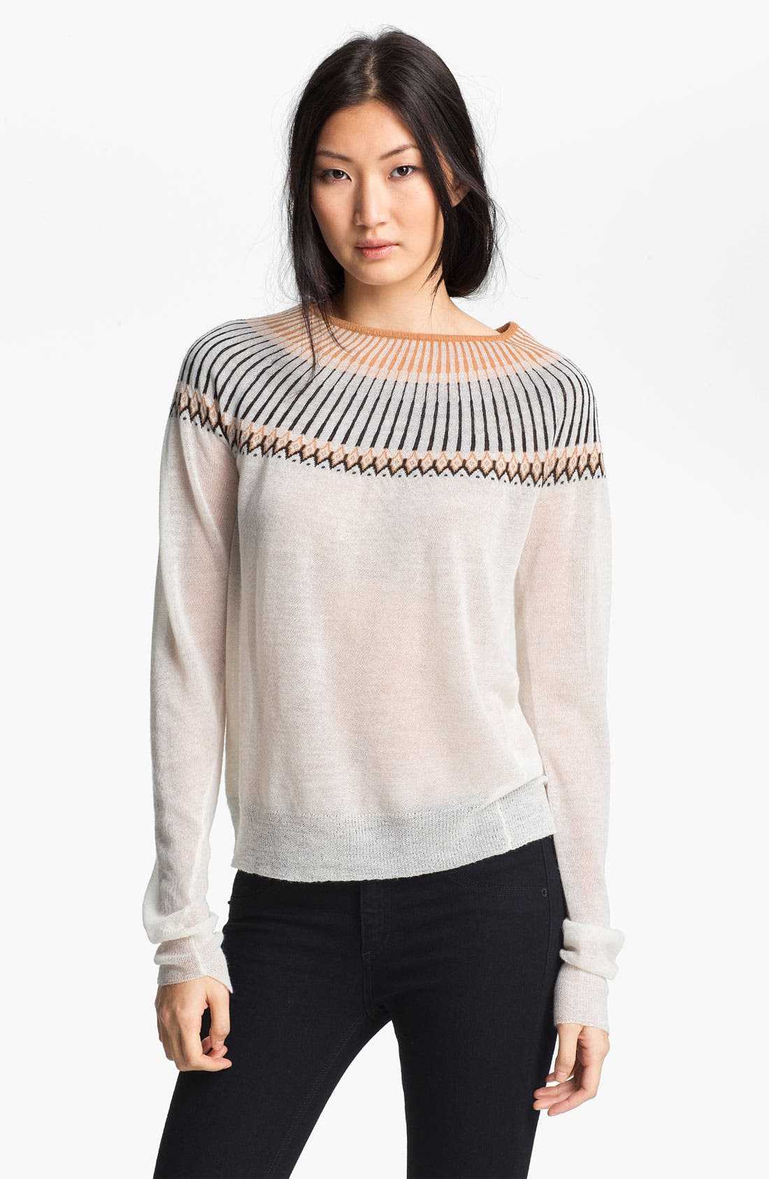 Main Image - A.L.C. 'Franco' Crewneck Sweater