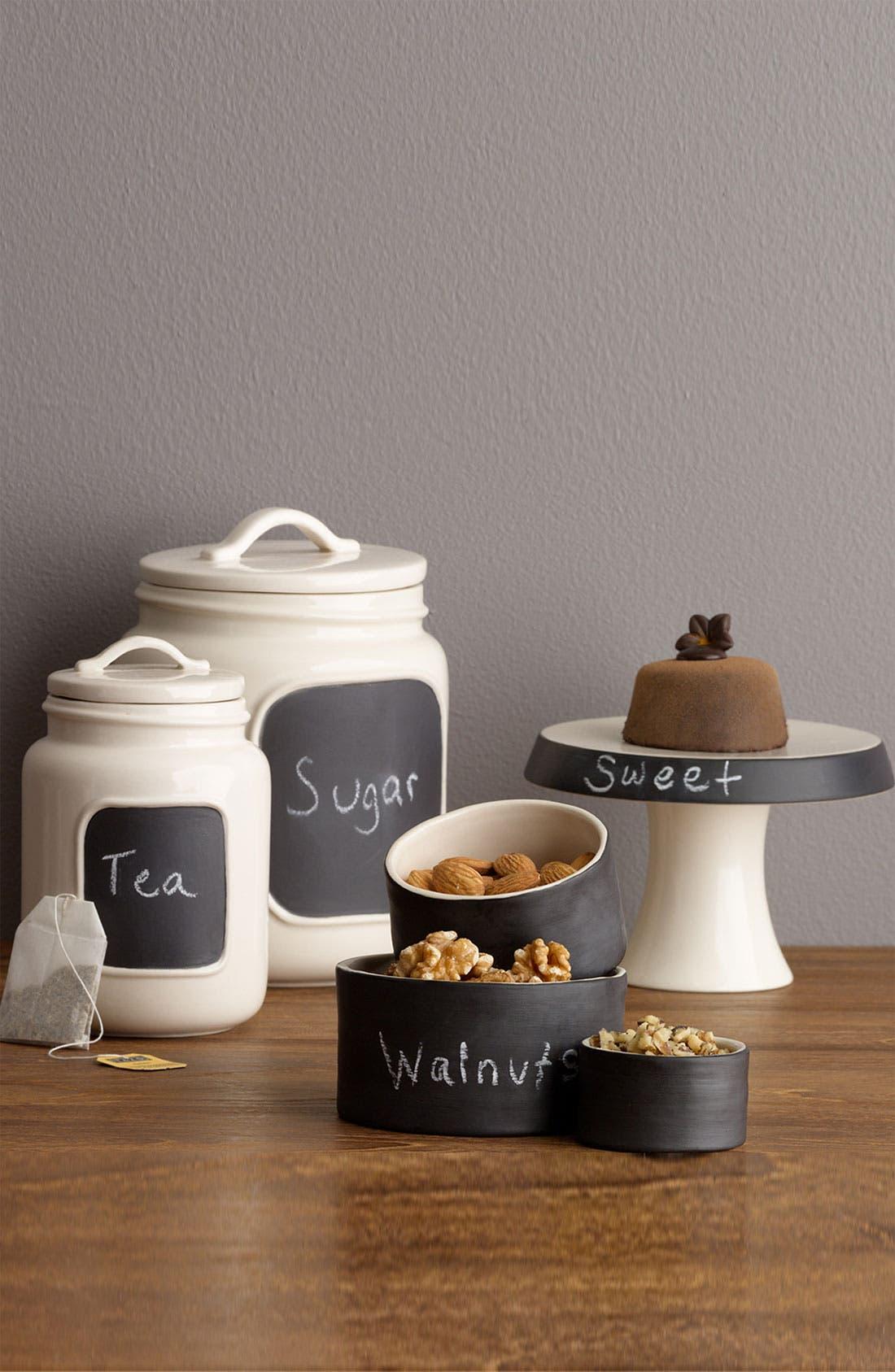 Alternate Image 2  - Rae Dunn by Magenta Chalkboard Jar