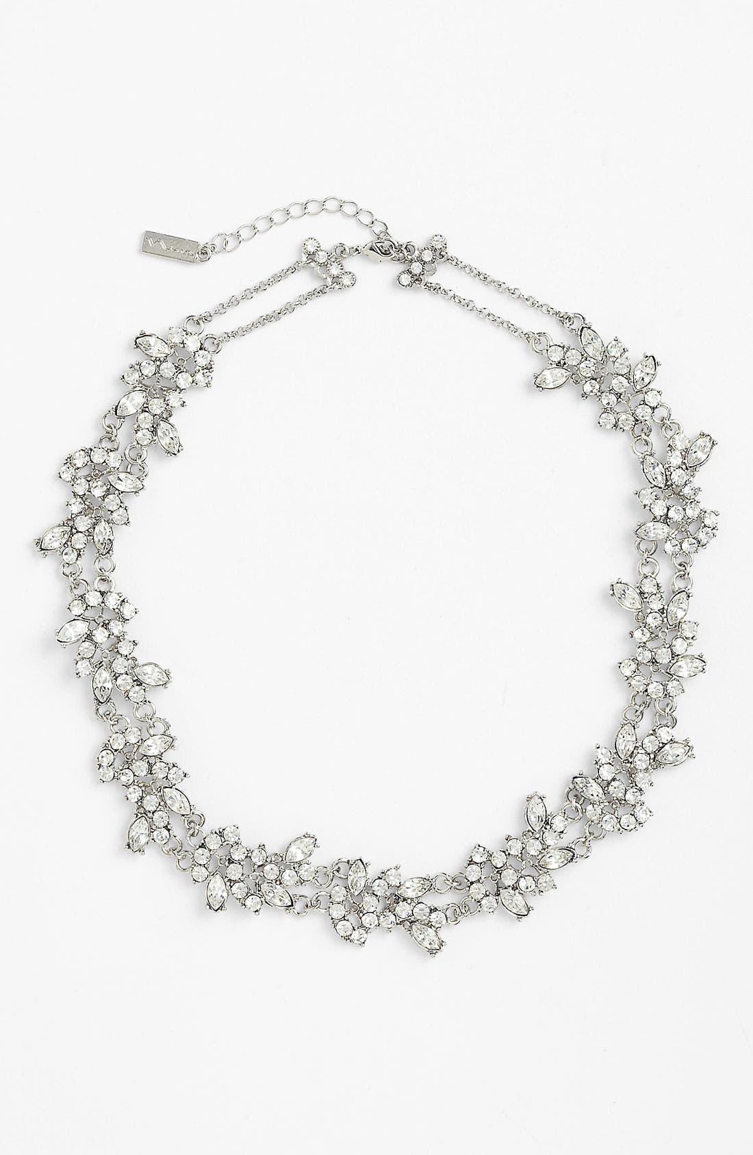 Alternate Image 2  - Nina 'Geranium' Collar Necklace