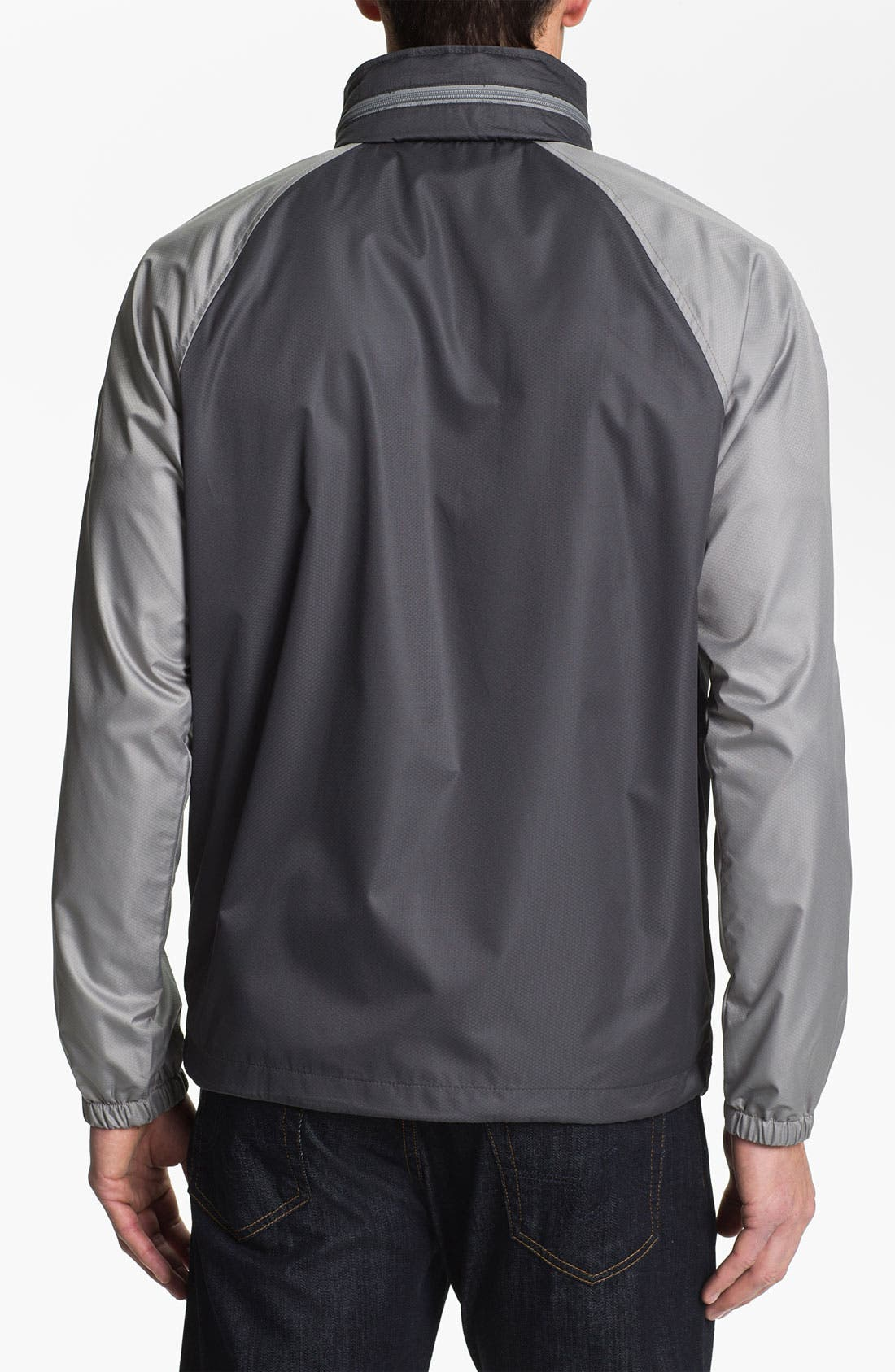 Alternate Image 2  - Quiksilver Waterman Collection 'Shell Shock 2' Jacket