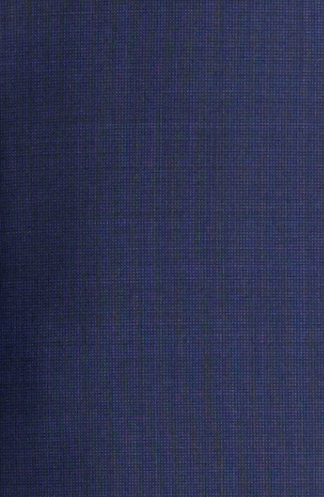 Alternate Image 2  - Z Zegna Trim Fit Wool Blend Suit