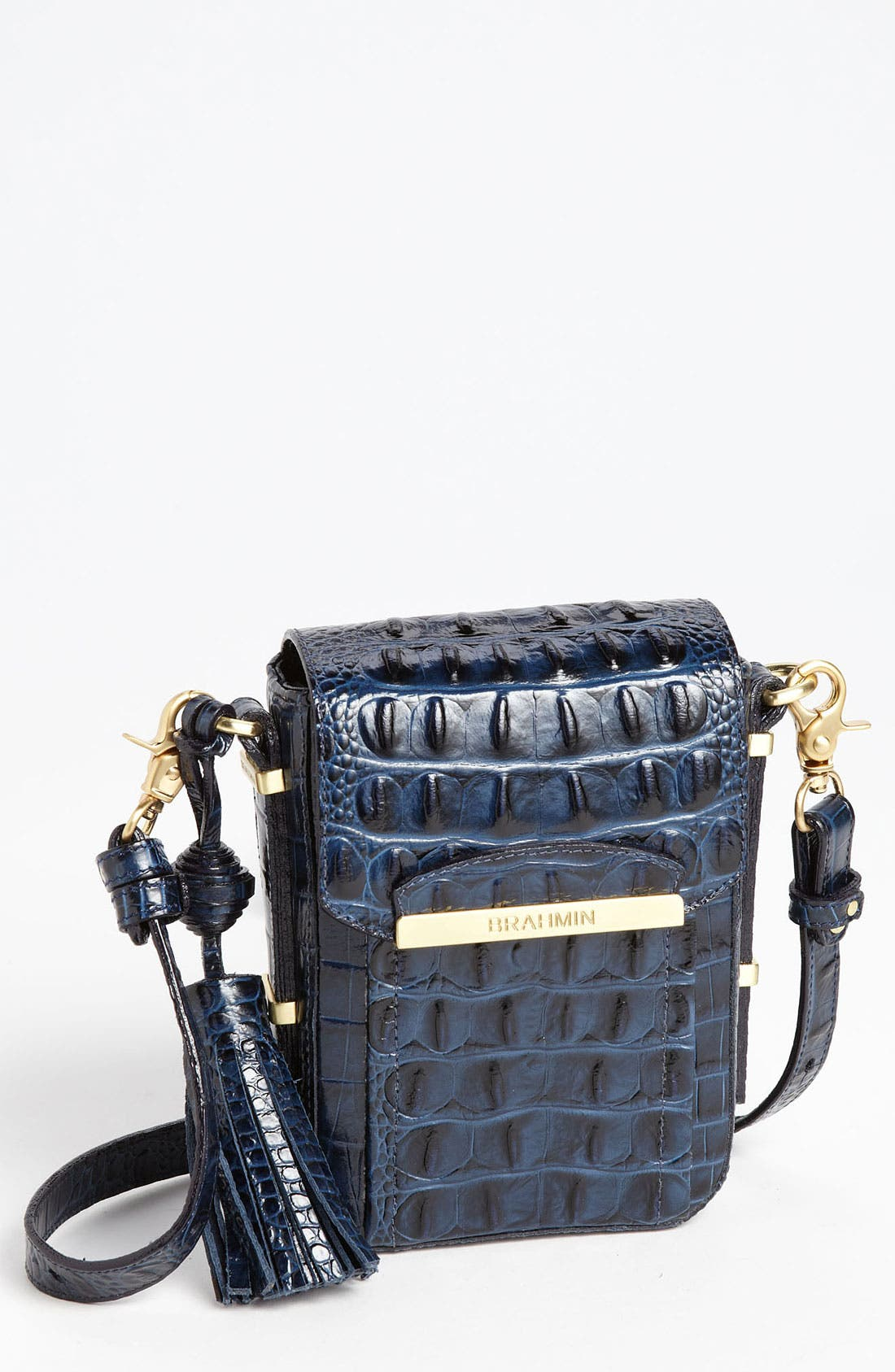 Alternate Image 1 Selected - Brahmin 'Sloane' Crossbody Bag