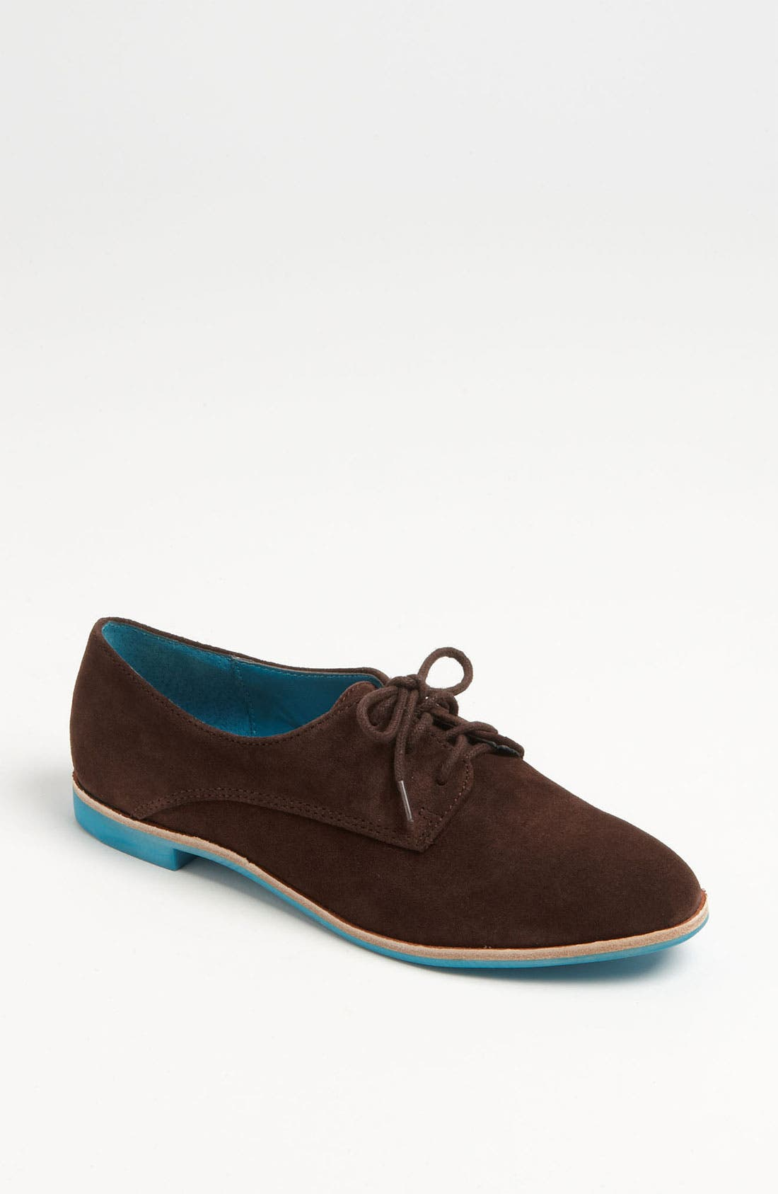 Alternate Image 1 Selected - DV by Dolce Vita 'Mini' Suede Lace-Up Oxford