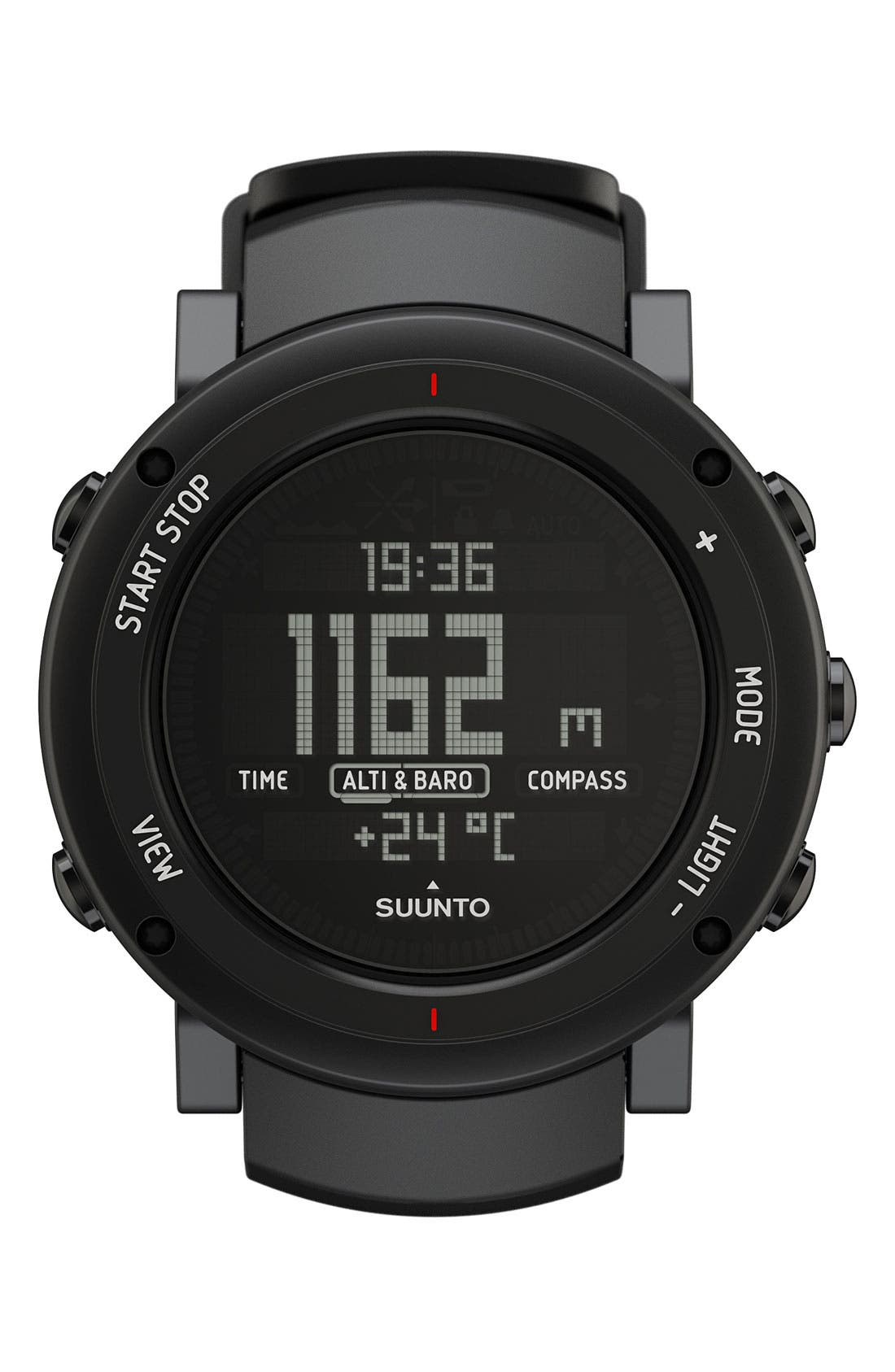 Alternate Image 1 Selected - Suunto 'Core Alu' Multifunction Watch, 50mm