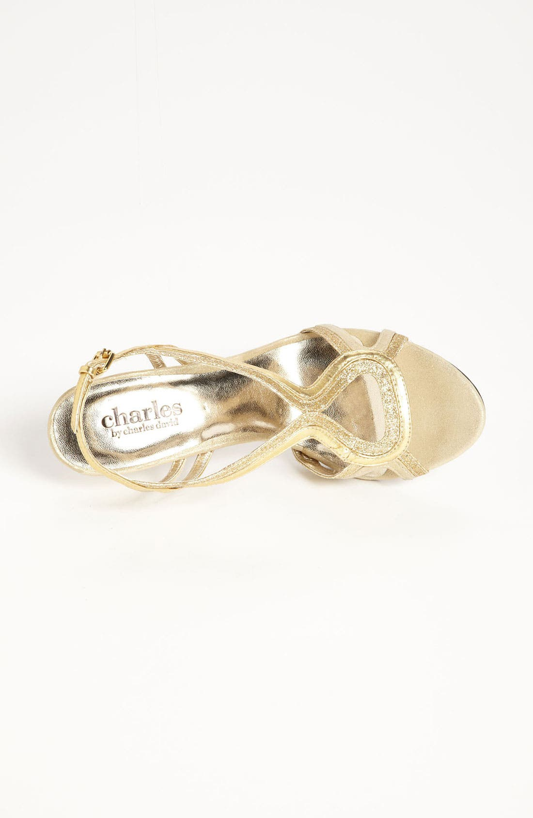 Alternate Image 2  - Charles by Charles David 'Tulip' Sandal (Online Only)