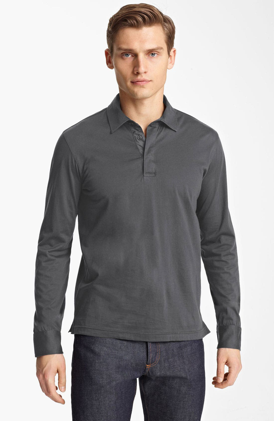 Alternate Image 1 Selected - Zegna Sport 'Ice' Polo