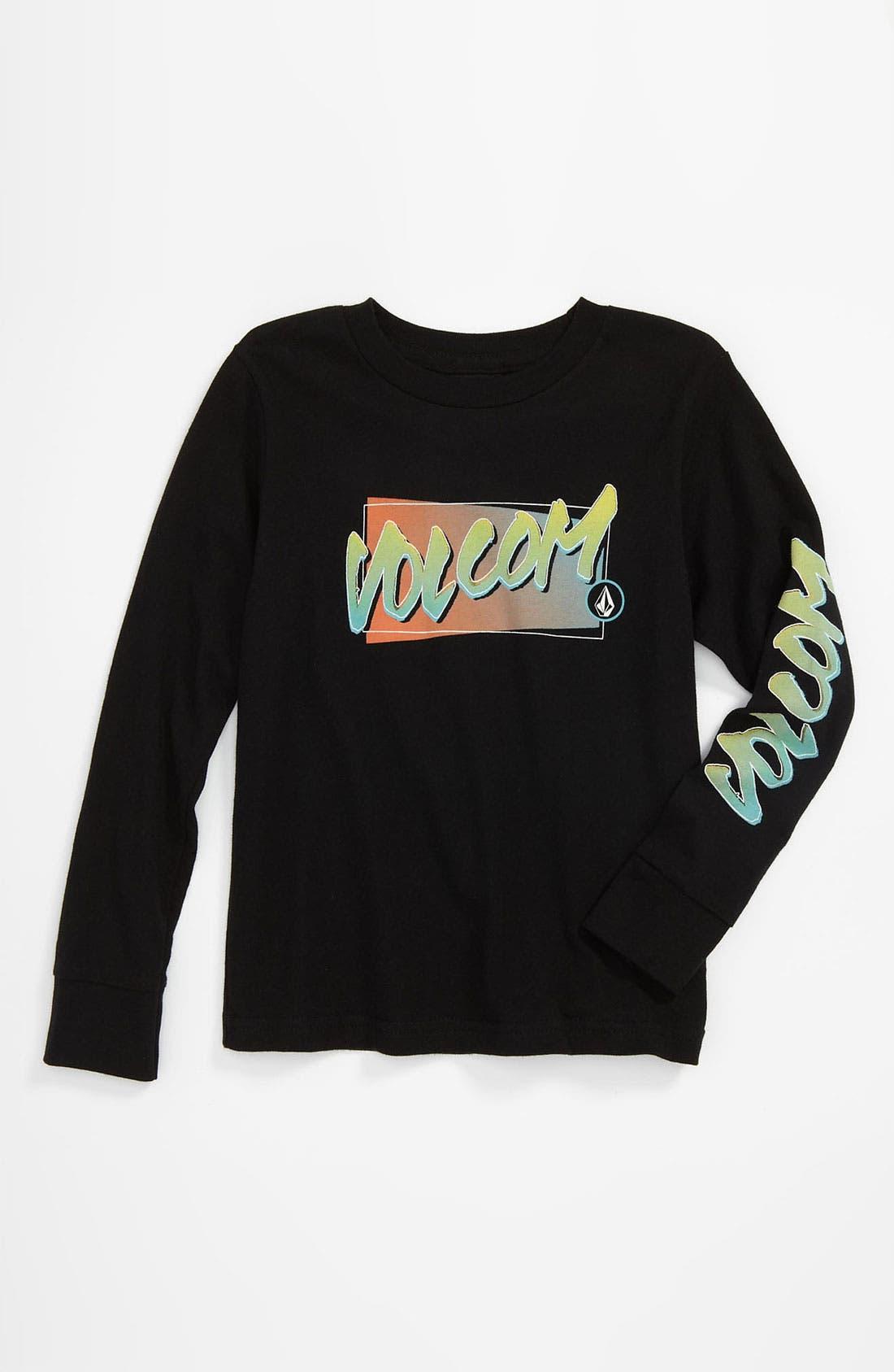 Alternate Image 1 Selected - Volcom 'V Core' T-Shirt (Little Boys)
